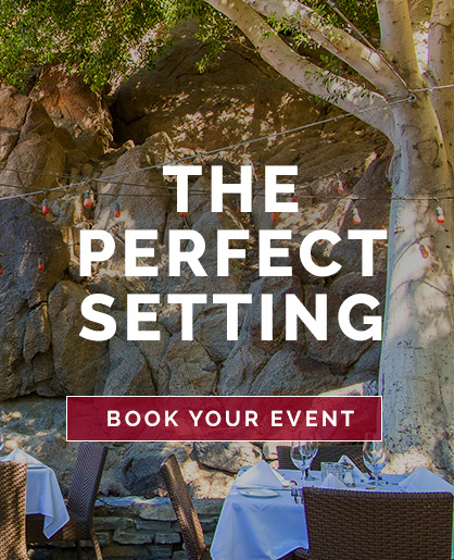 The Perfect Setting for Private events