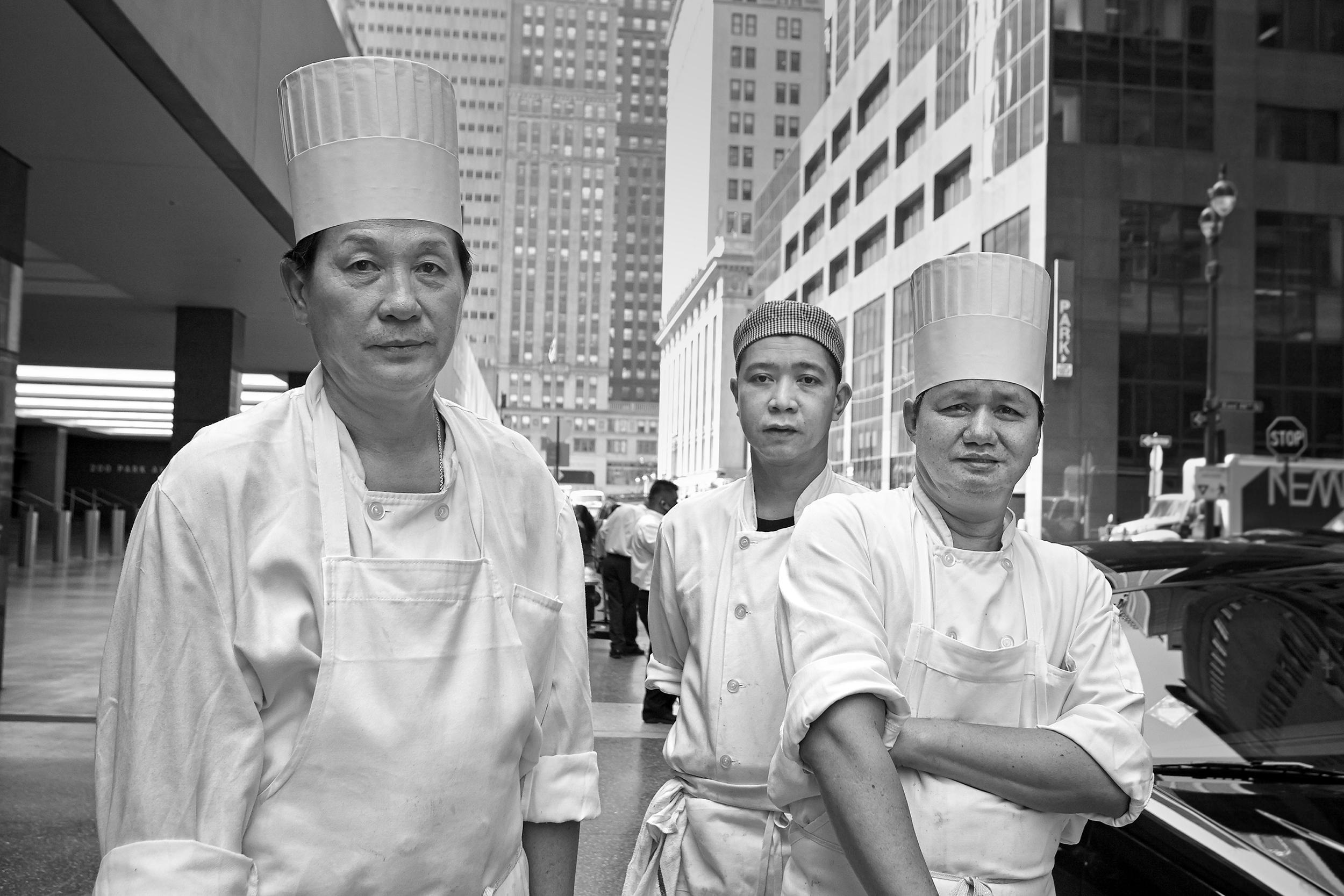 Chefs - New York