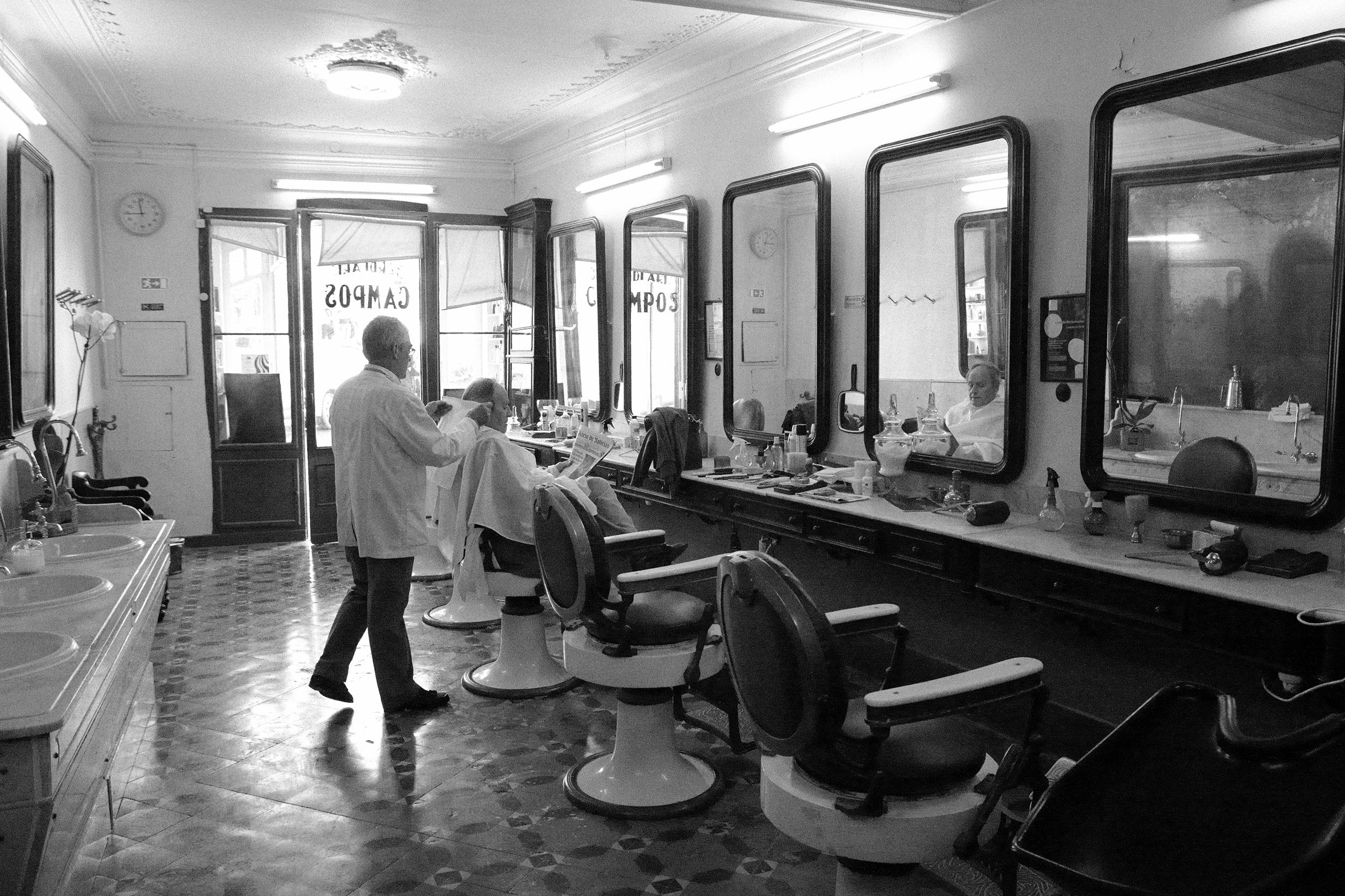 Haircutter - Lissabon, Portugal