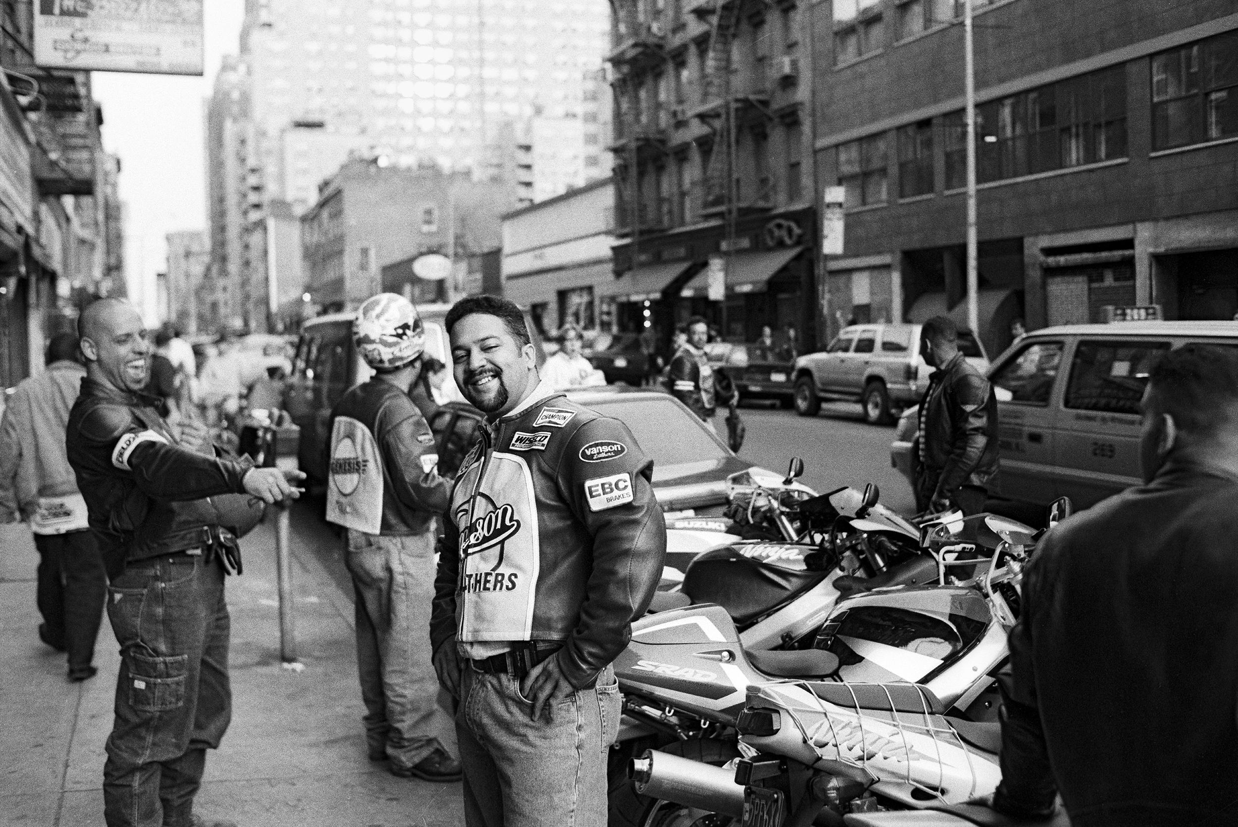 Biker - New York