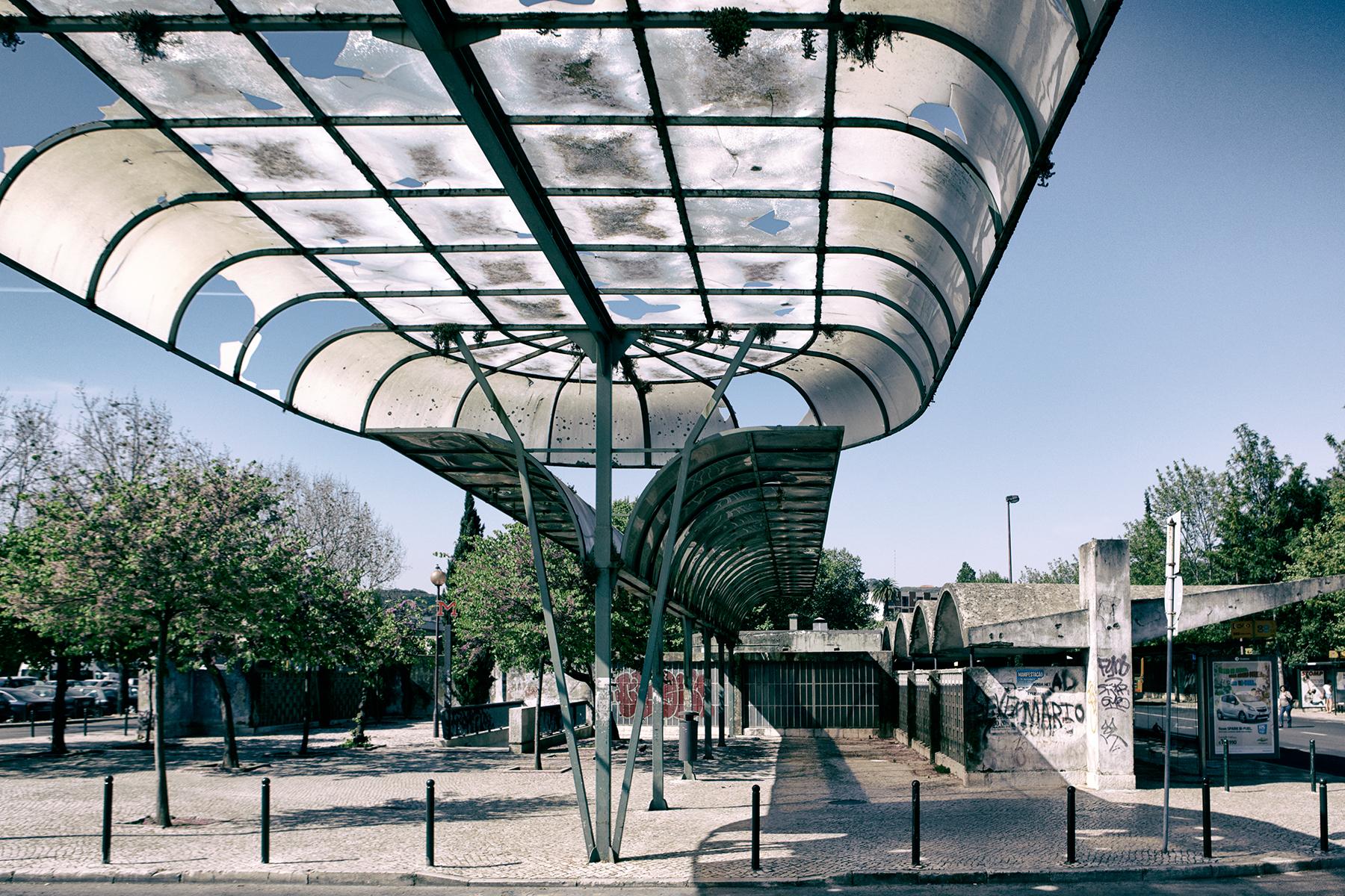 Lisbon Bus Station