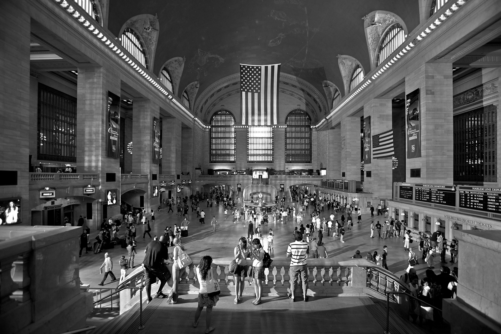 Grand Central Terminal Manhattan New York
