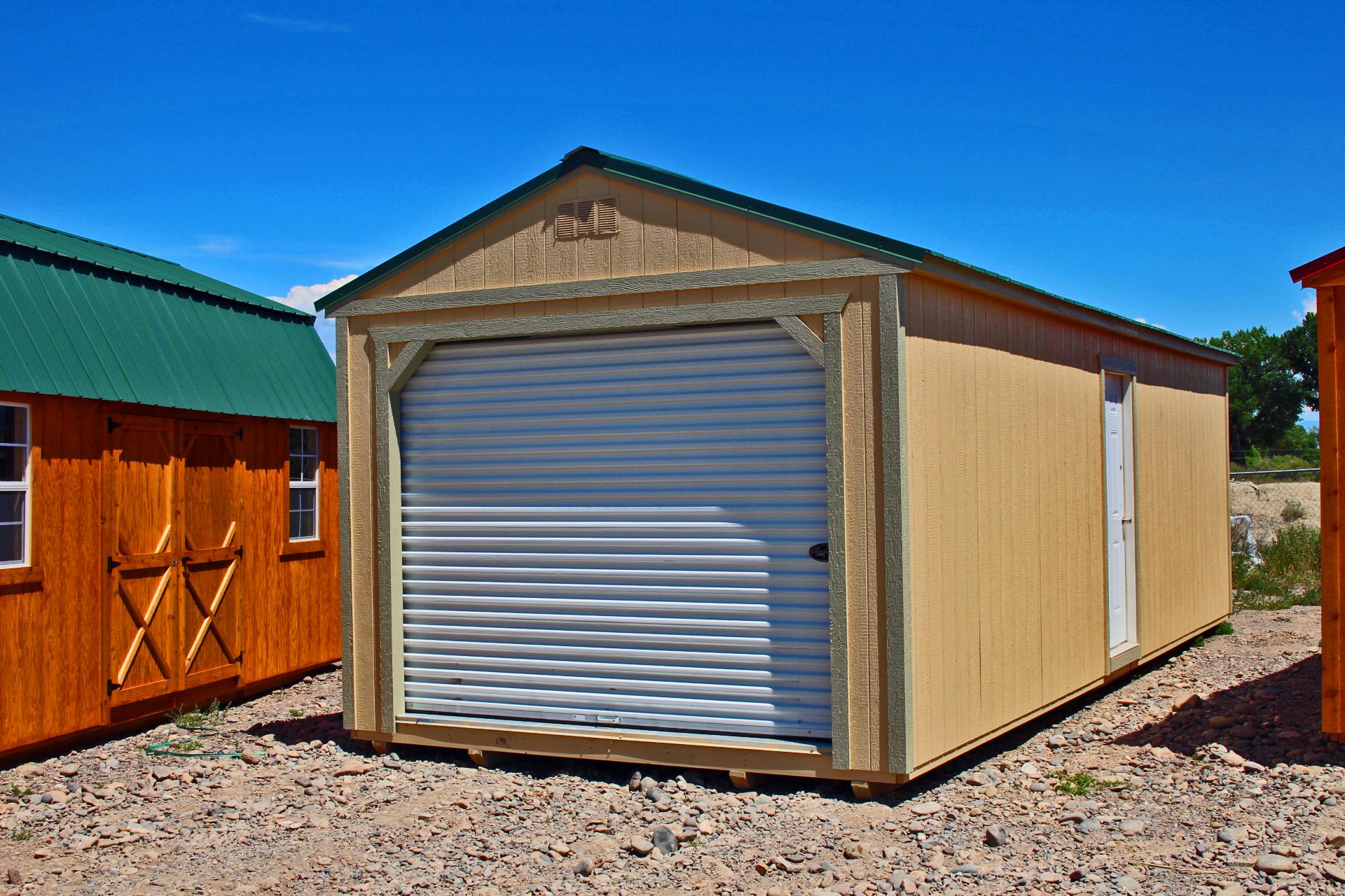 Garage - Vegas Sheds