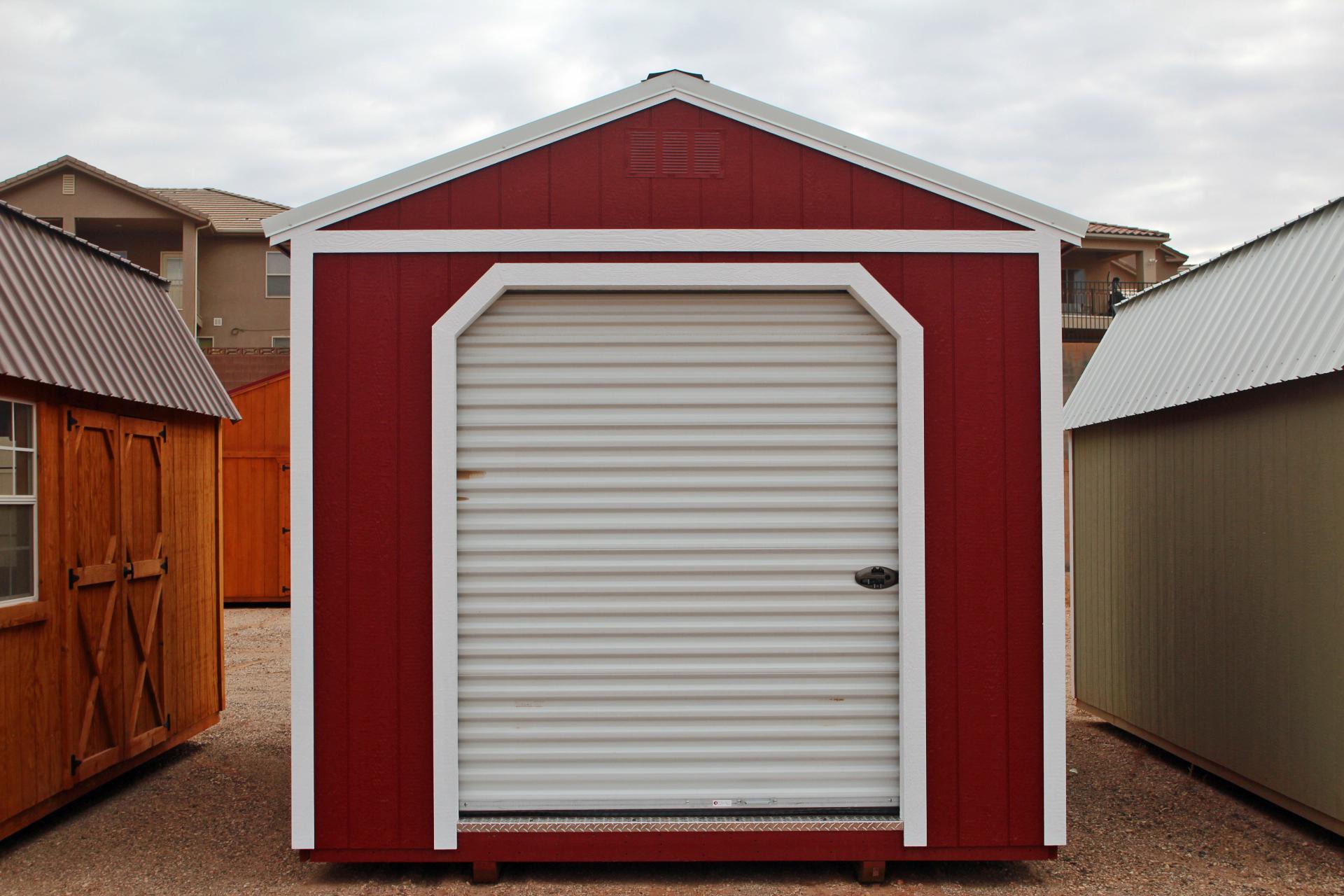 Red Garage - Vegas Sheds