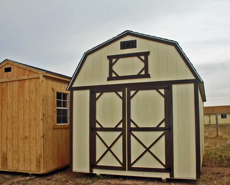 Lofted Barn - Vegas Sheds