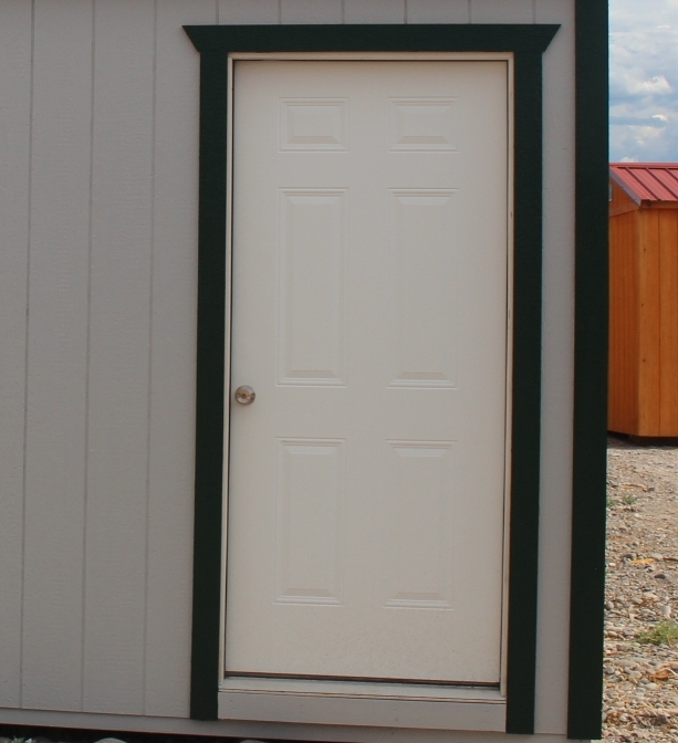 6 Panel Solid Door