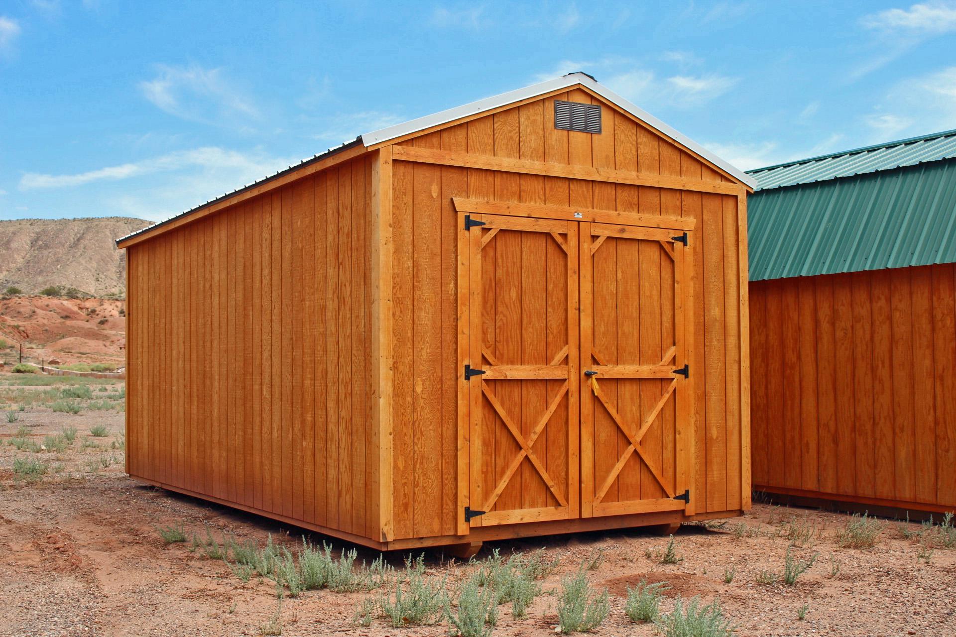 Utility Storage Shed - Vegas Sheds