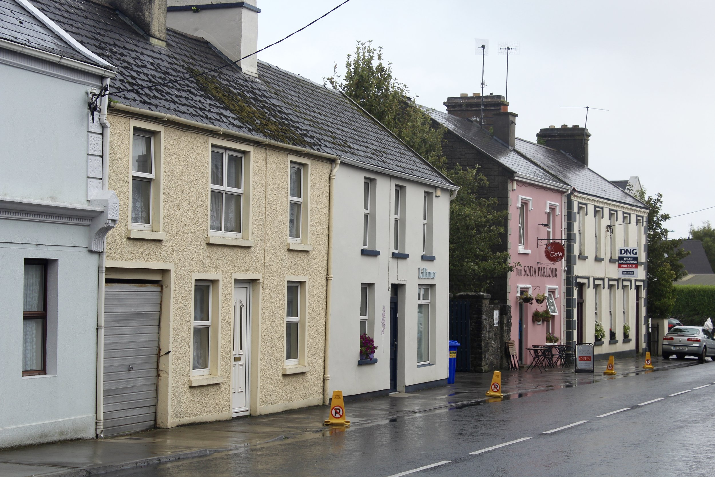Buildings in Ballyvaughan