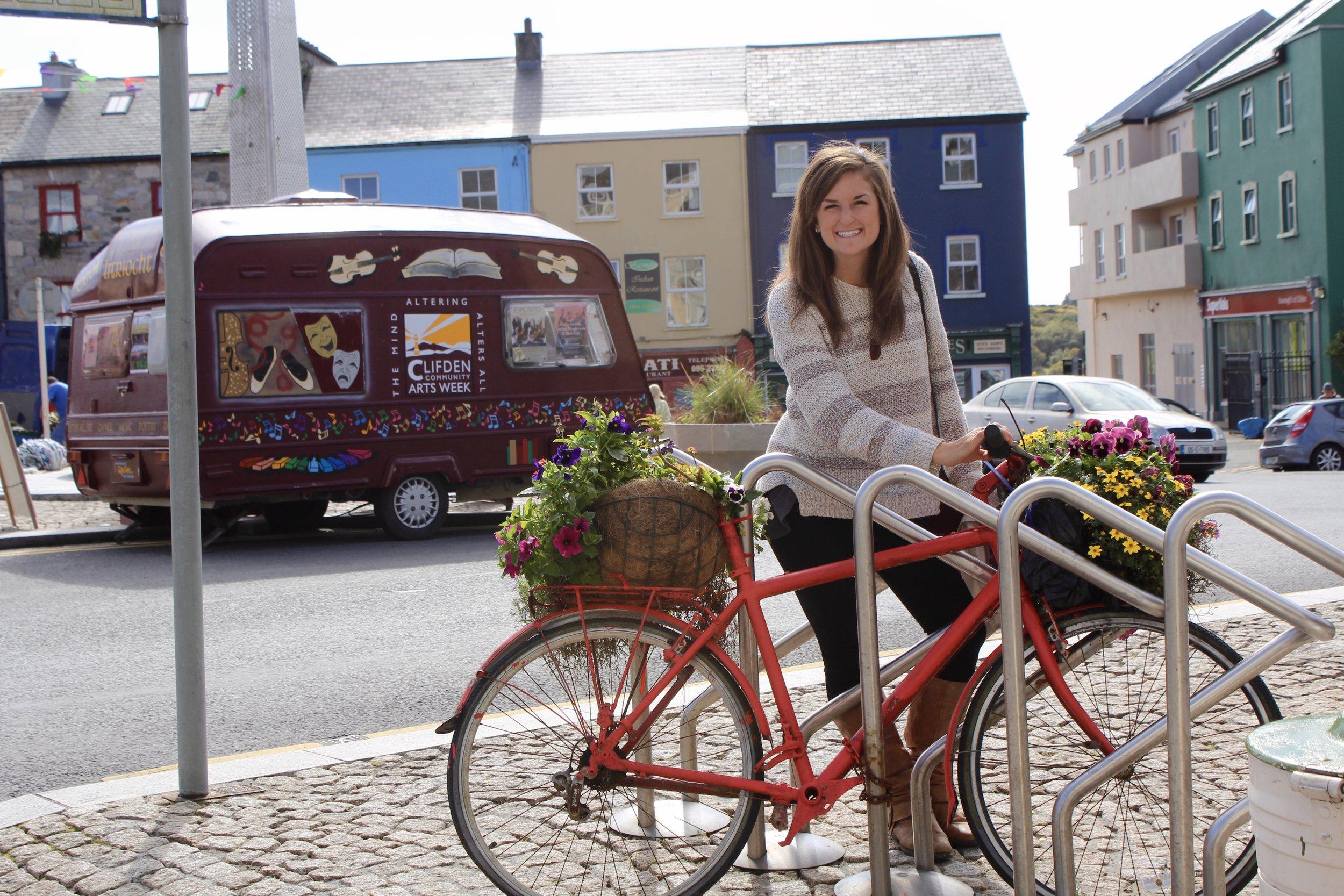 Clifden Bike