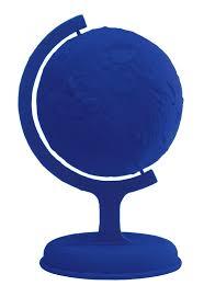 Yves Klein,  Blue Globe,  1957