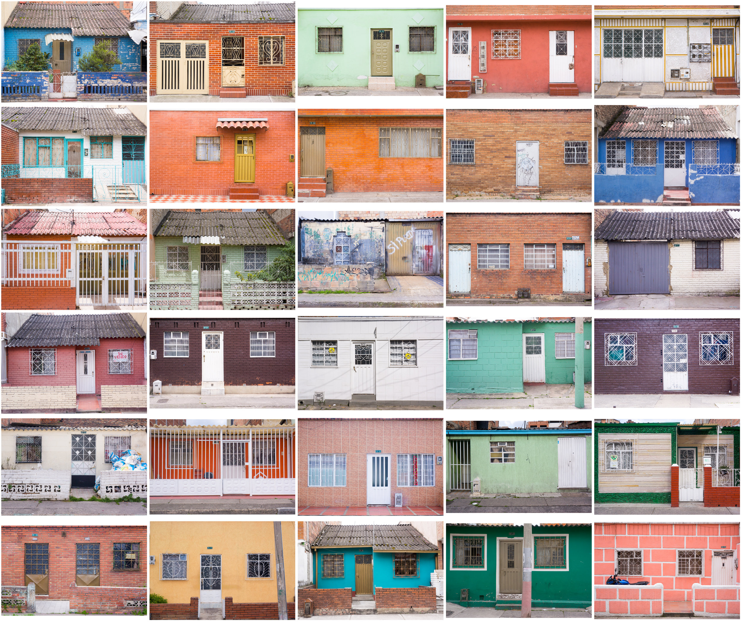 Una ciudad dentro de otra: siguiendo el límite de la localidad de Kennedy     - Sergio Enciso