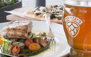 Something to enjoy for everyone: great food, craft beer and live music!