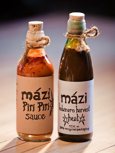 MAZI PIRI PIRIHOT SAUCE - It's spicy but balanced and we love to use it on different meats at Marcus B&P.Learn More →
