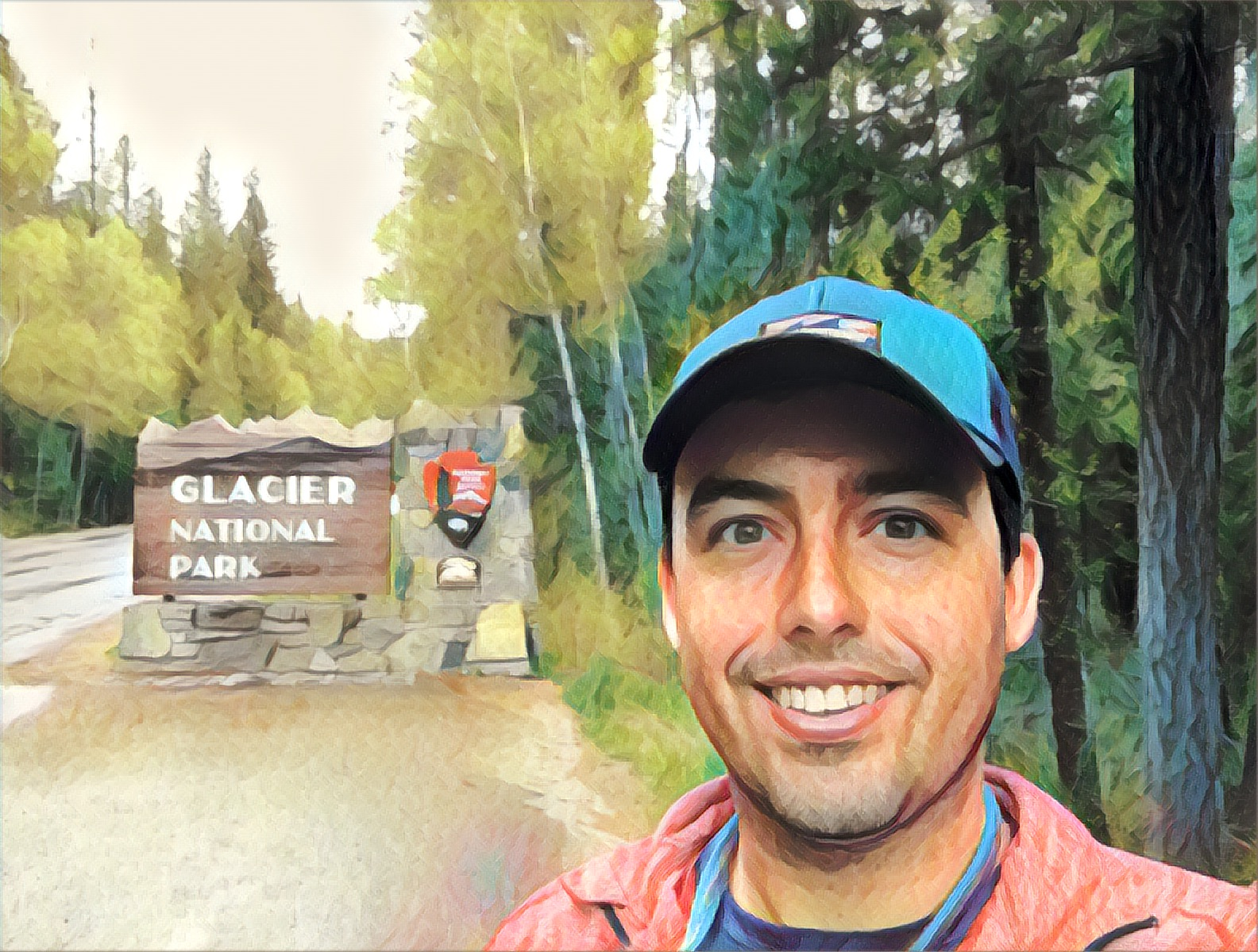 I went camping in Glacier National Park May 2017, right after the news that Harken was shutting down and I began exploring what's next for me in life.