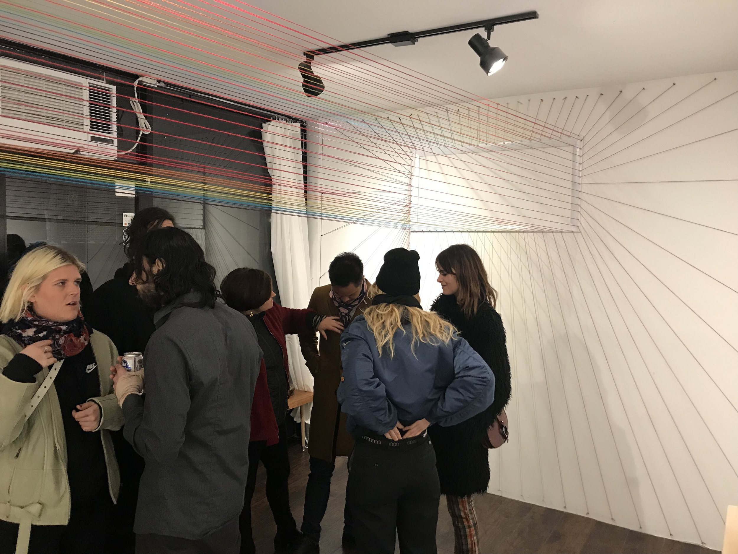 Opening Reception: Portal, March 16, 2019