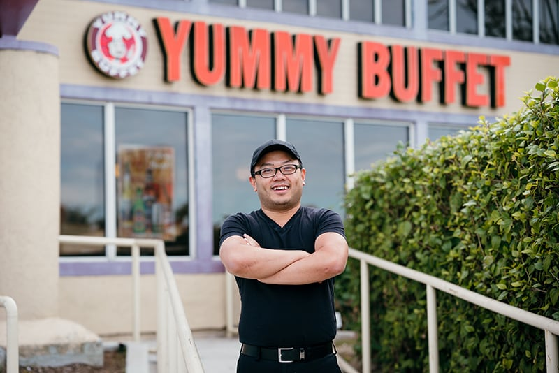 How to Eat More at a Buffet by Yummy Buffet