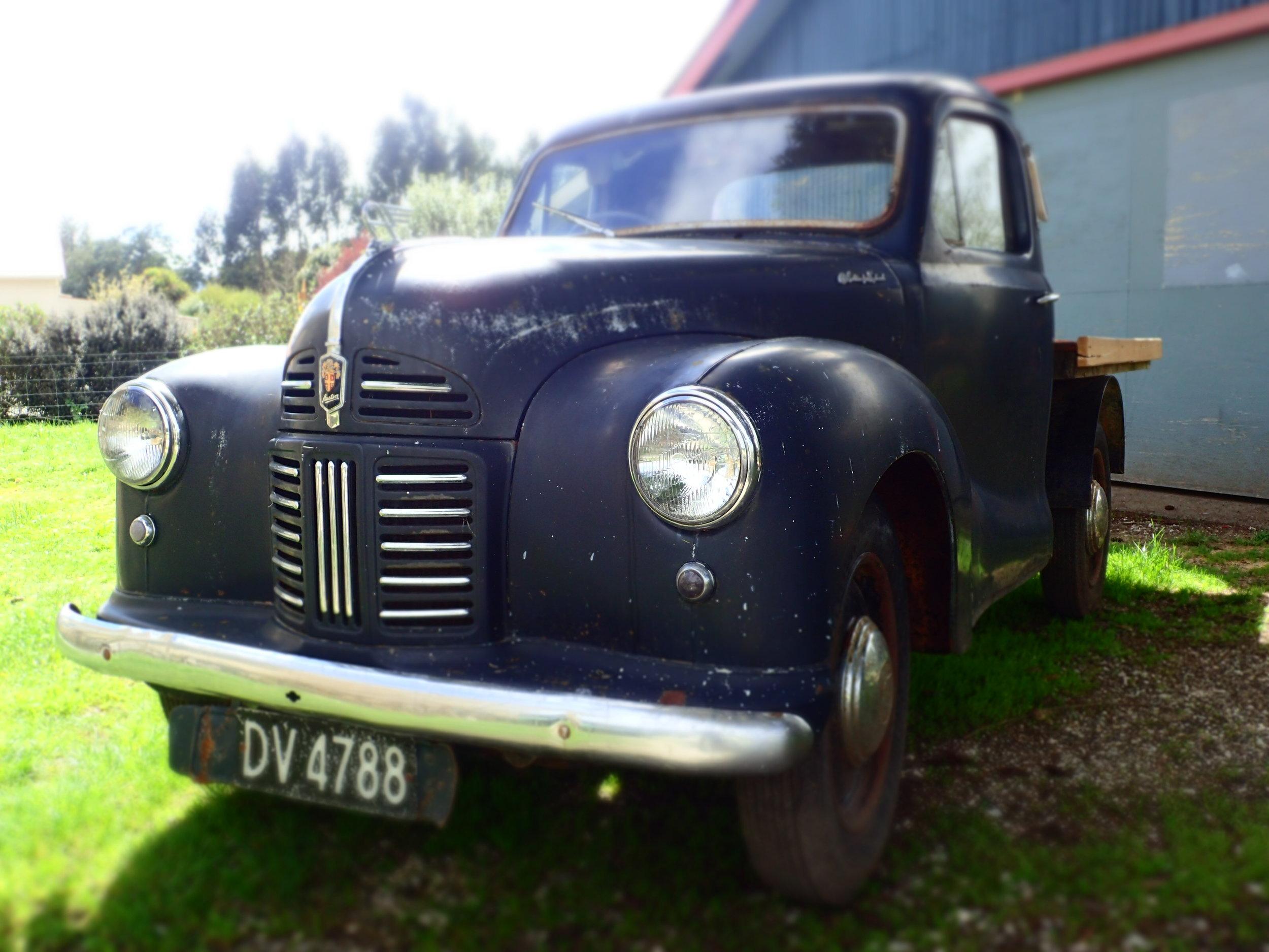 Austin A40 1955 P.O.A.