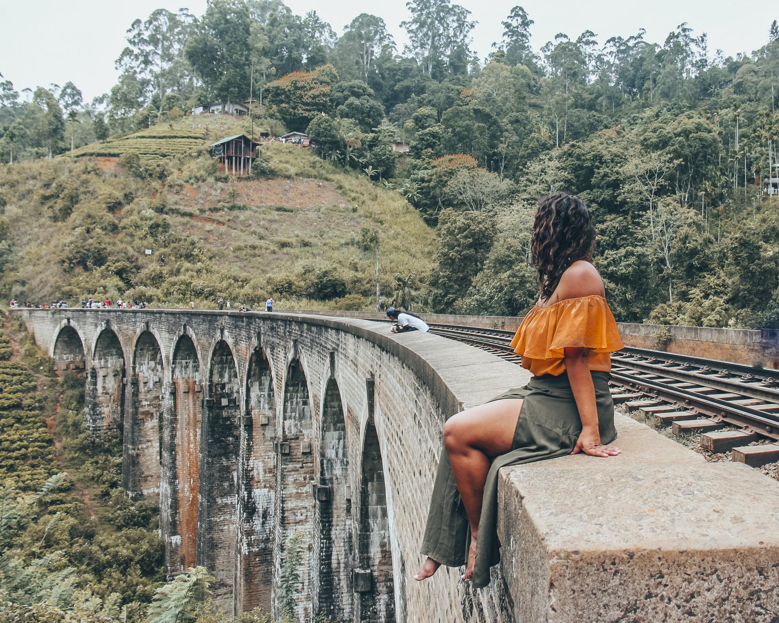 Ella - Nine Arches Bridge