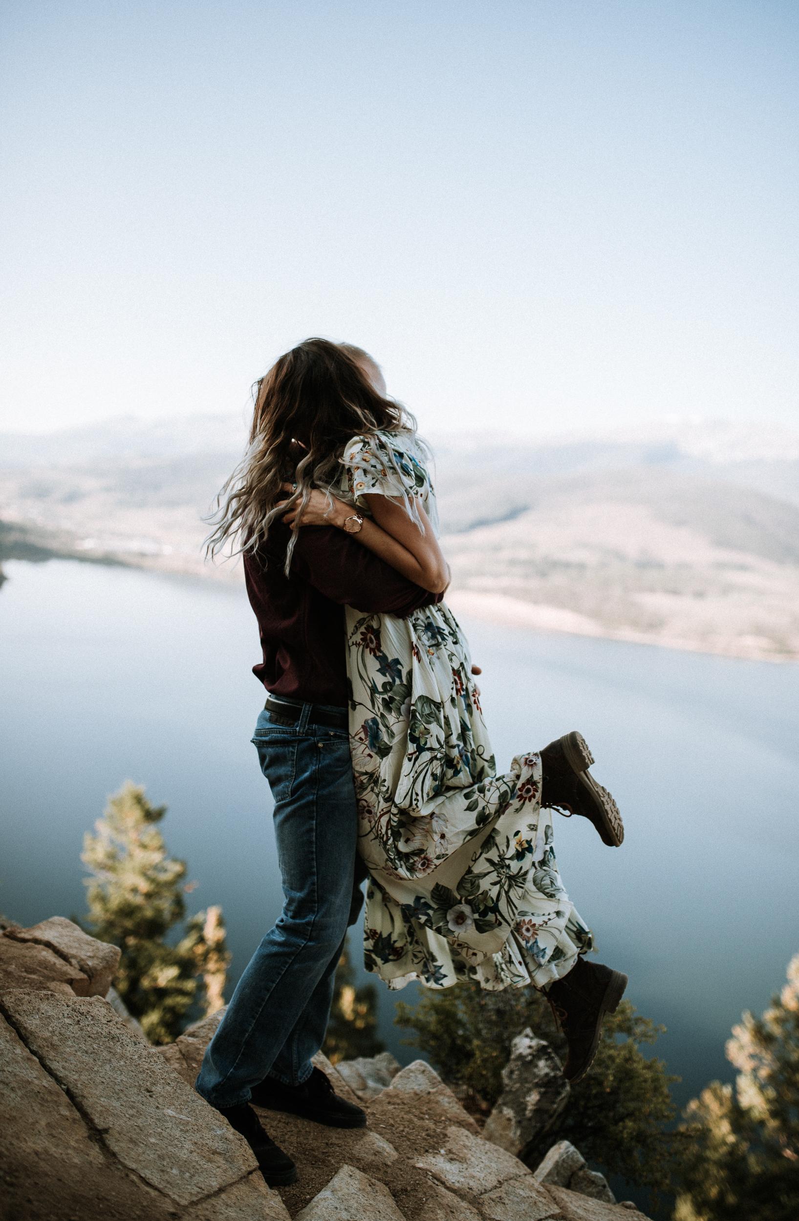 Rocky Mountain elopement photographer
