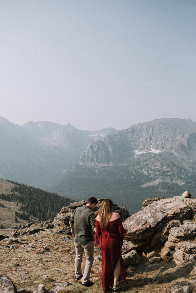Estes Park, Colorado wedding and elopement photographer
