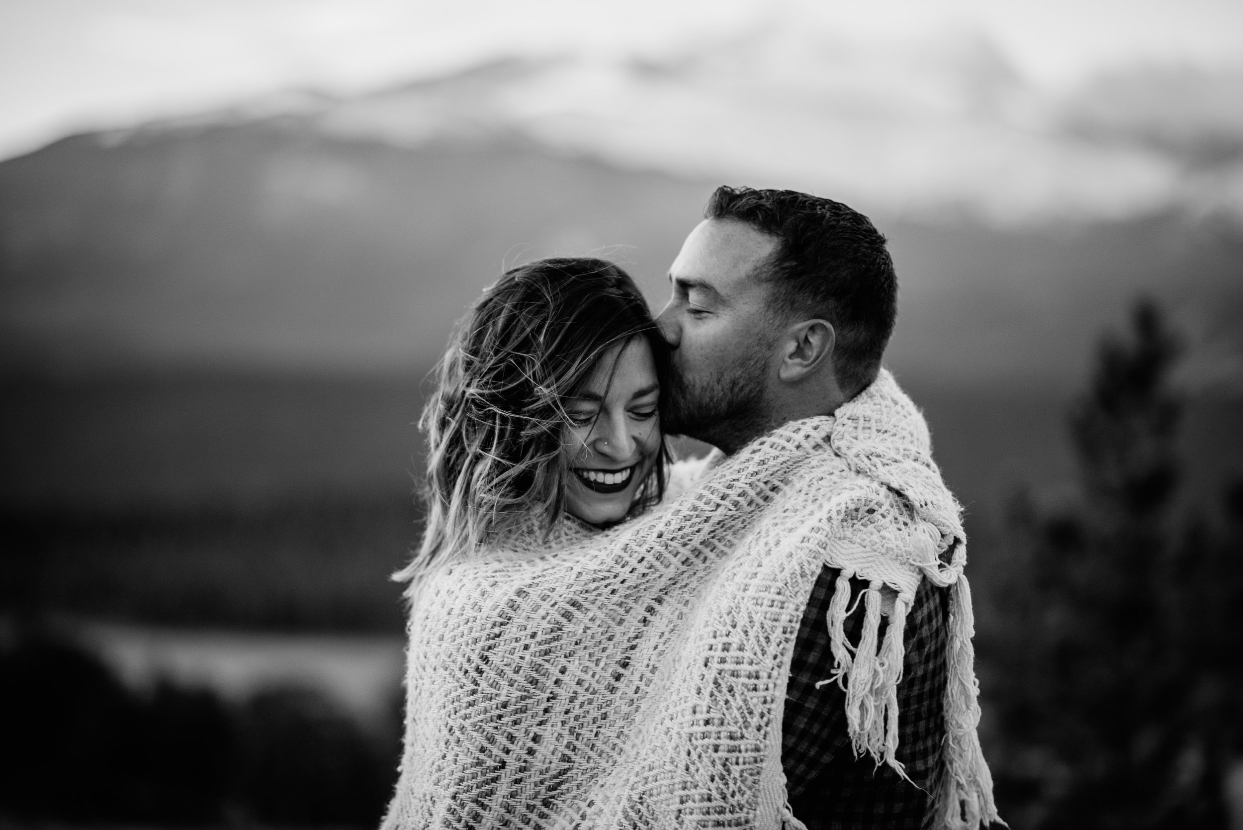 Denver, Colorado wedding, elopement, & intimate wedding photographer for adventurous, boho couples.