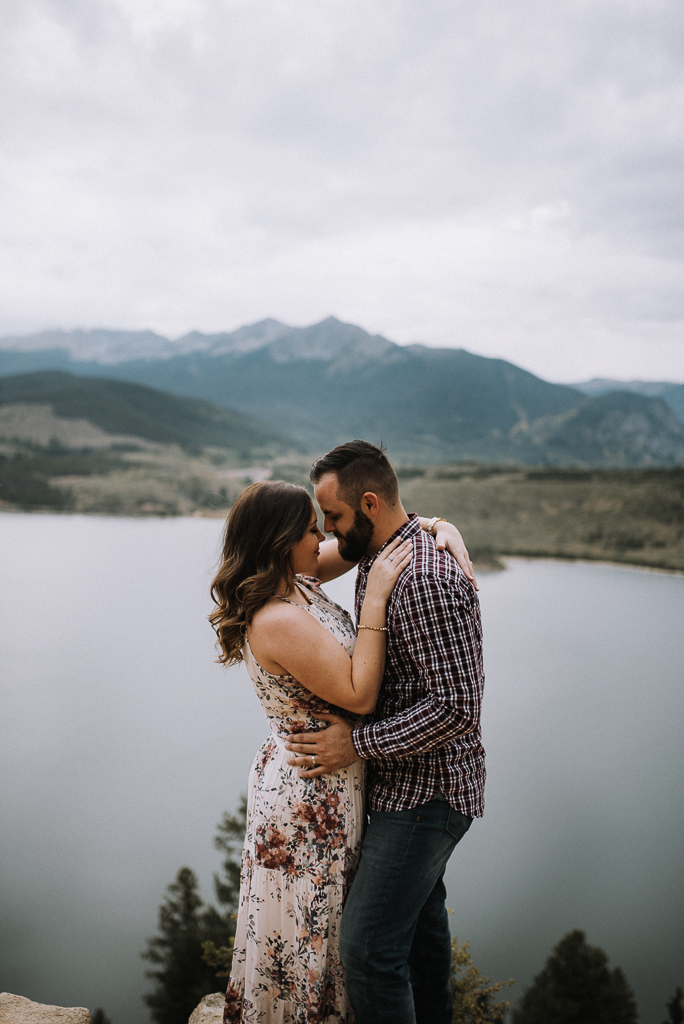 Colorado based adventure elopement photographer.