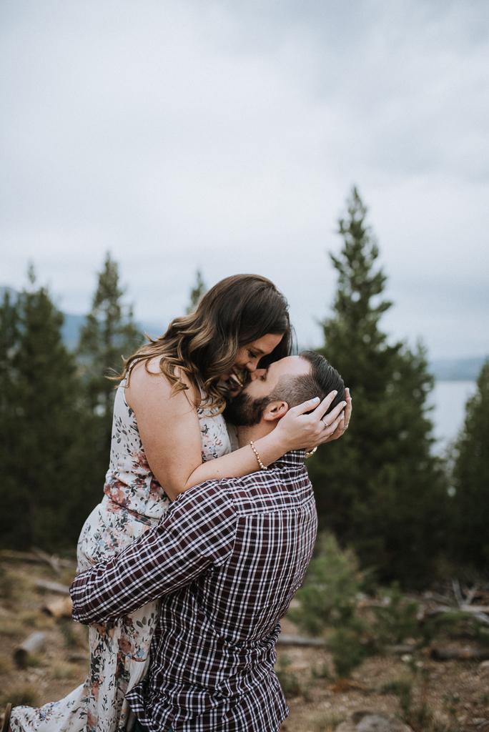 Denver, Colorado engagement and wedding photographer.