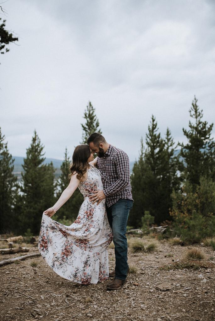 Colorado based boho adventure wedding photographer.