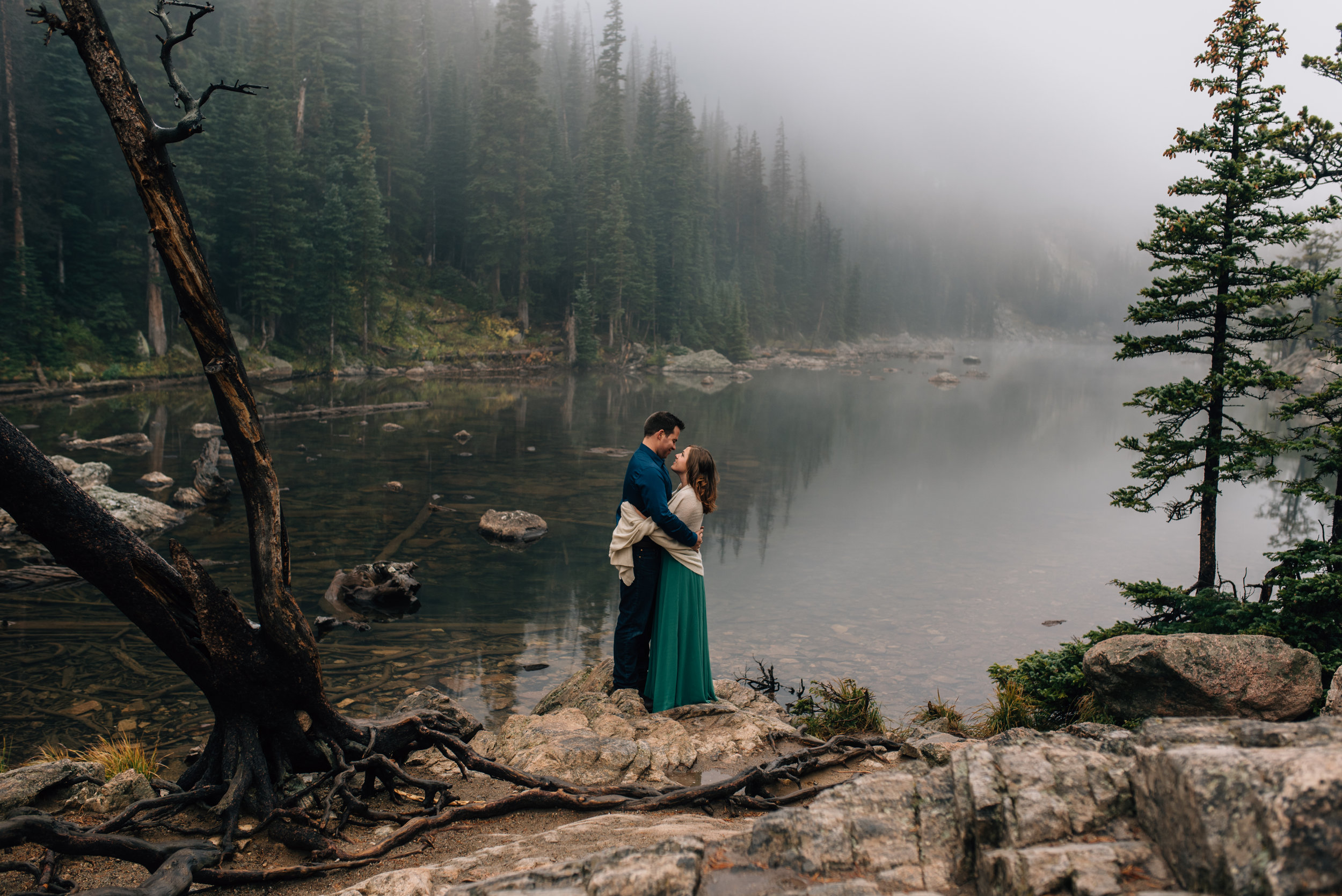 Denver, Colorado adventure wedding and elopement photographer.