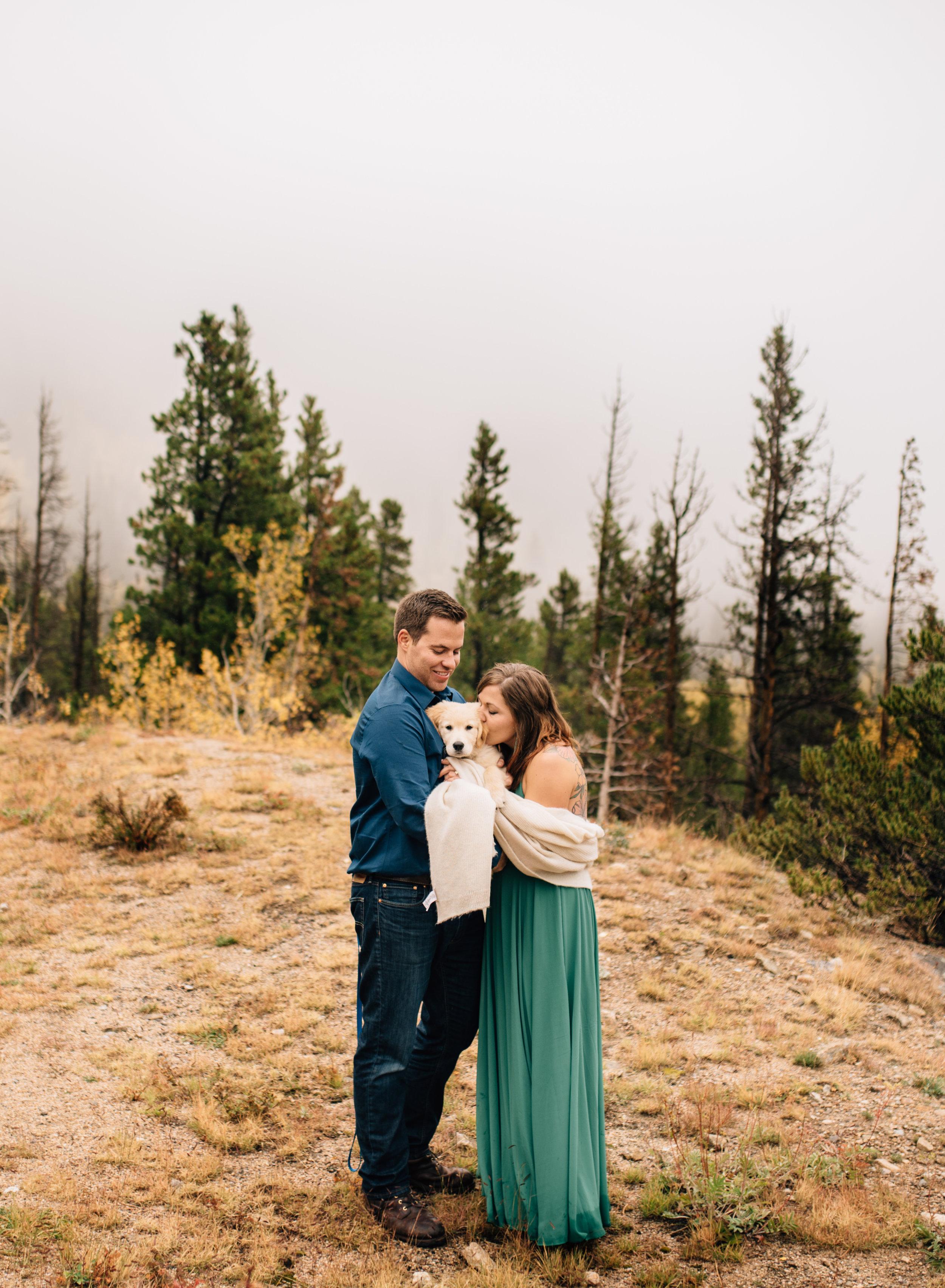 Telluride, Colorado elopement photographer.