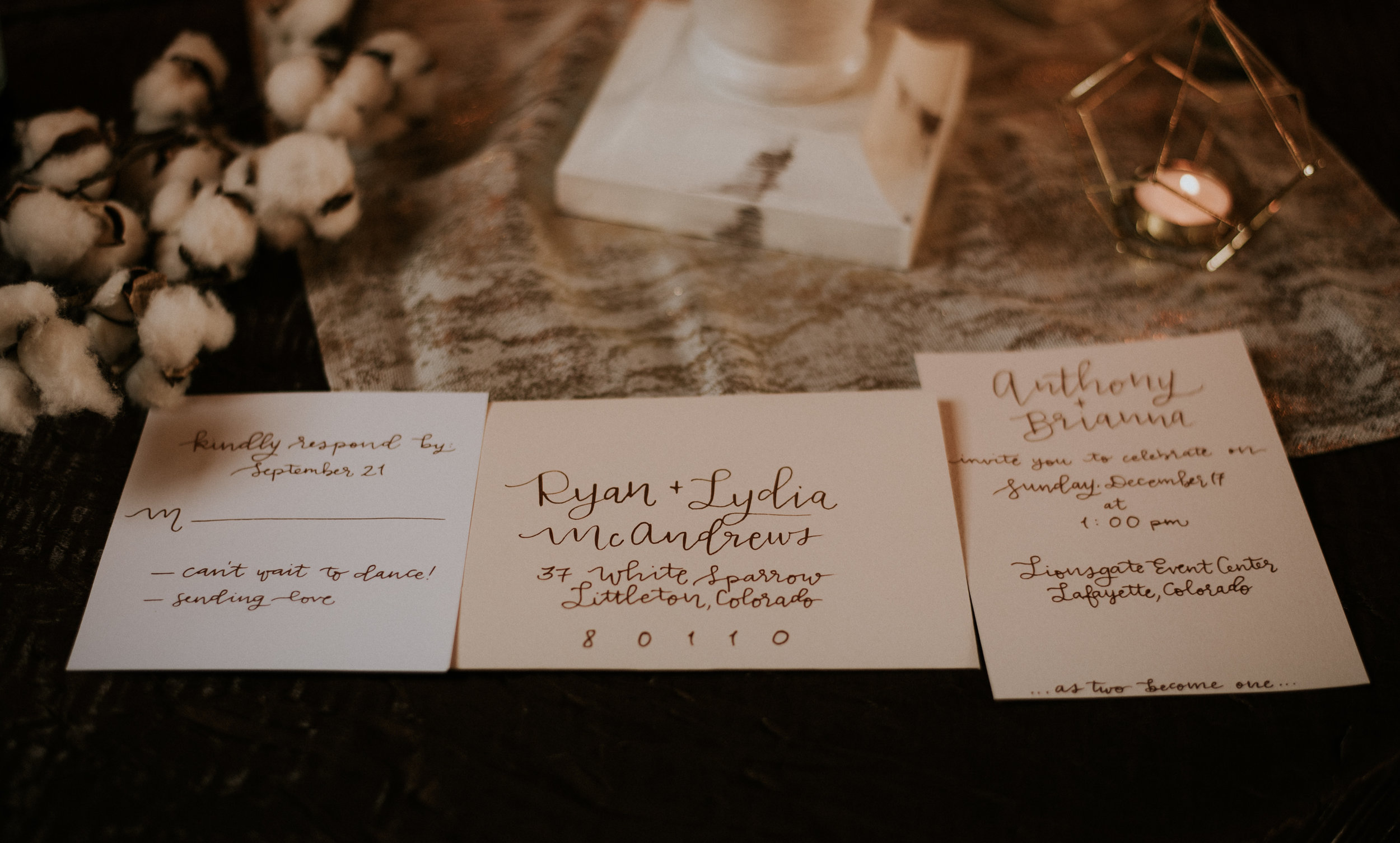 Denver, Colorado rustic wedding photographer