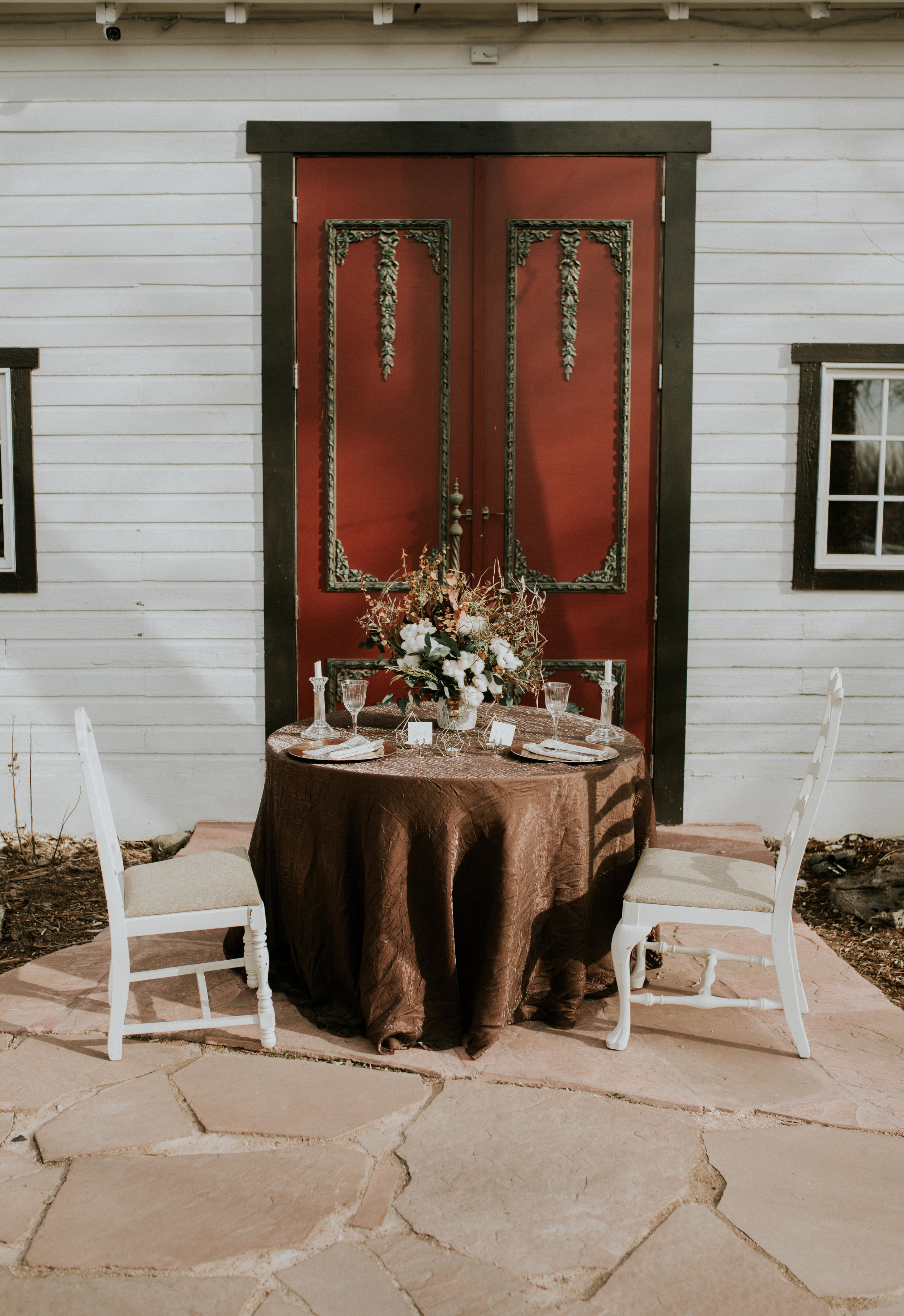Rustic intimate wedding the Lionsgate Event Center
