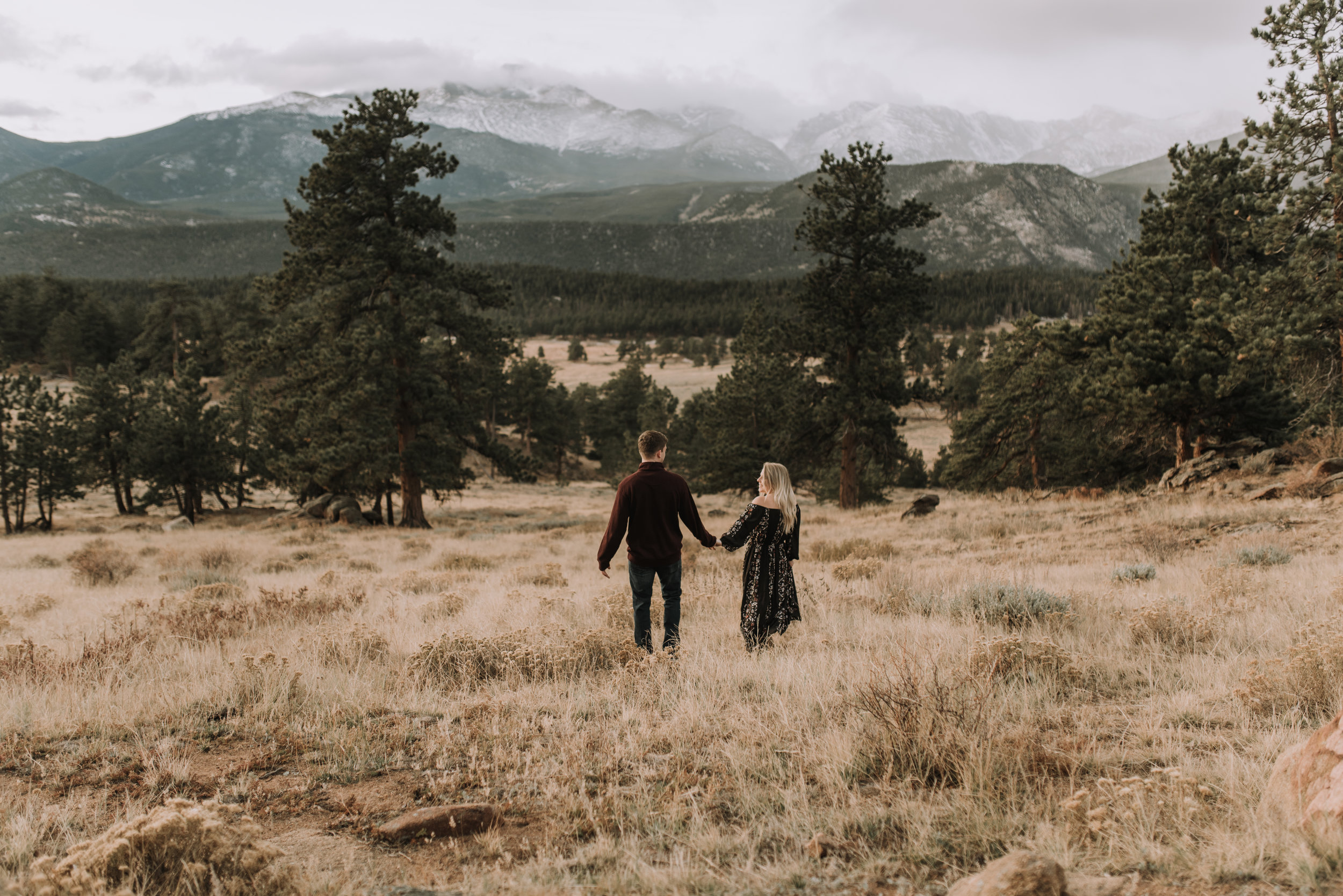 Colorado adventure mountain elopement photographer