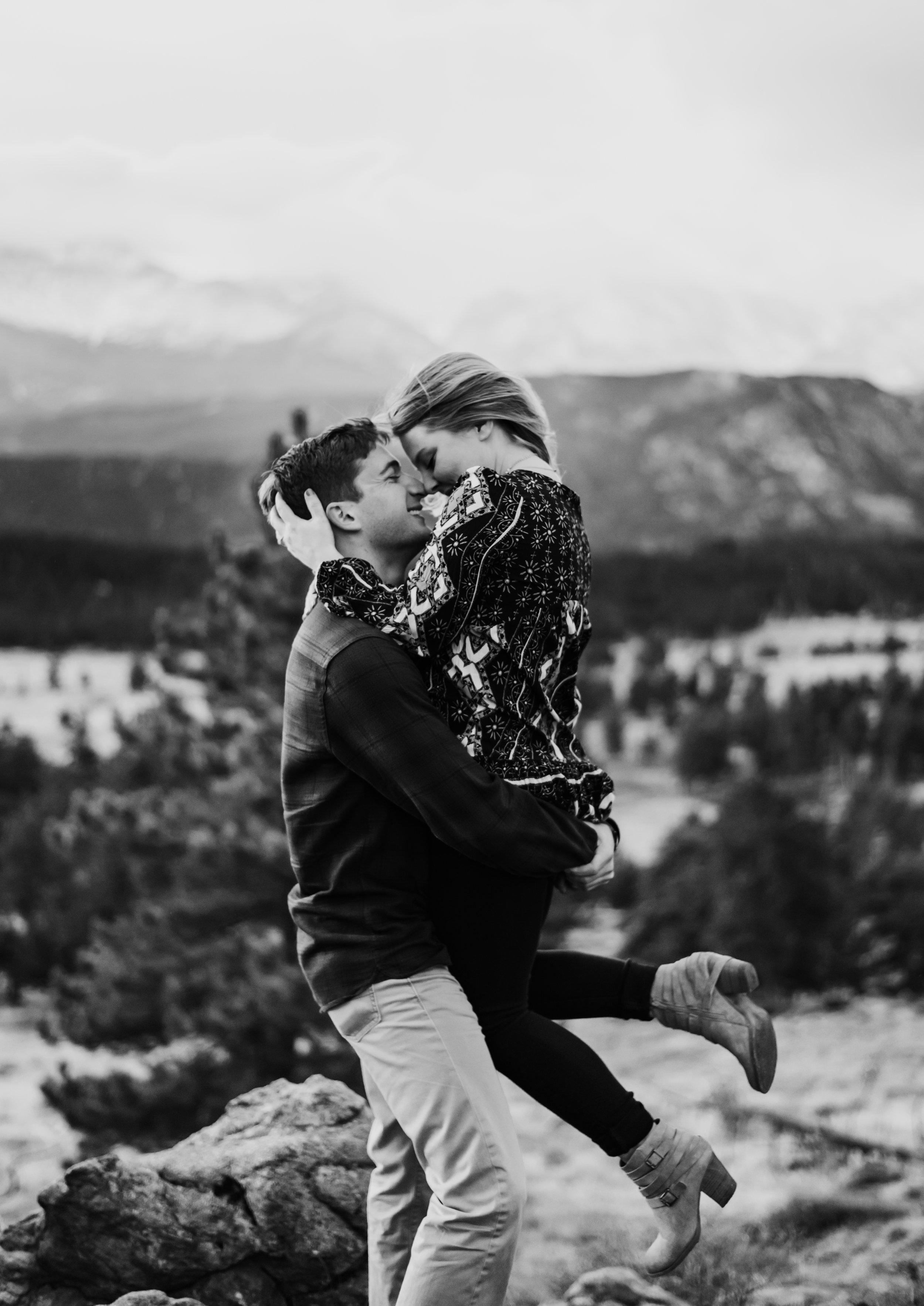 Denver, Colorado based documentary wedding photographer