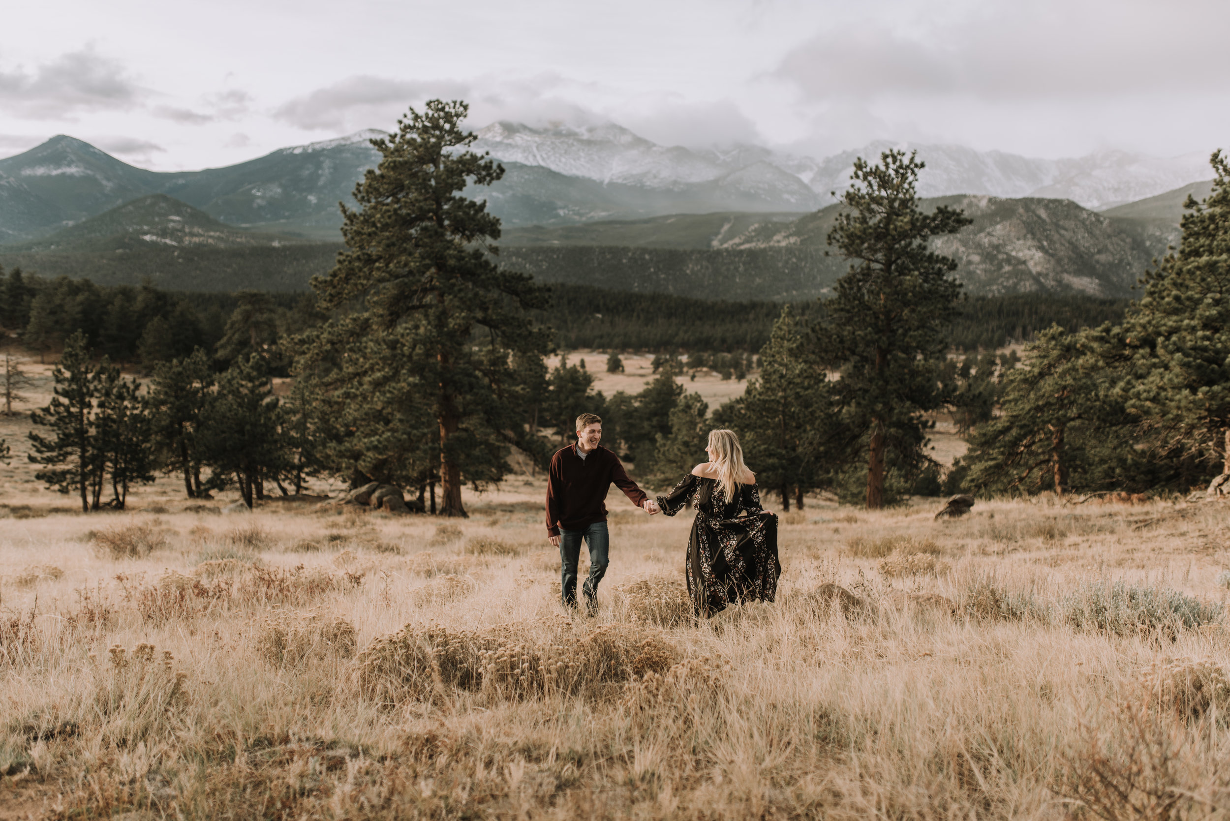 Traveling destination wedding photographer for adventure elopements and weddings.
