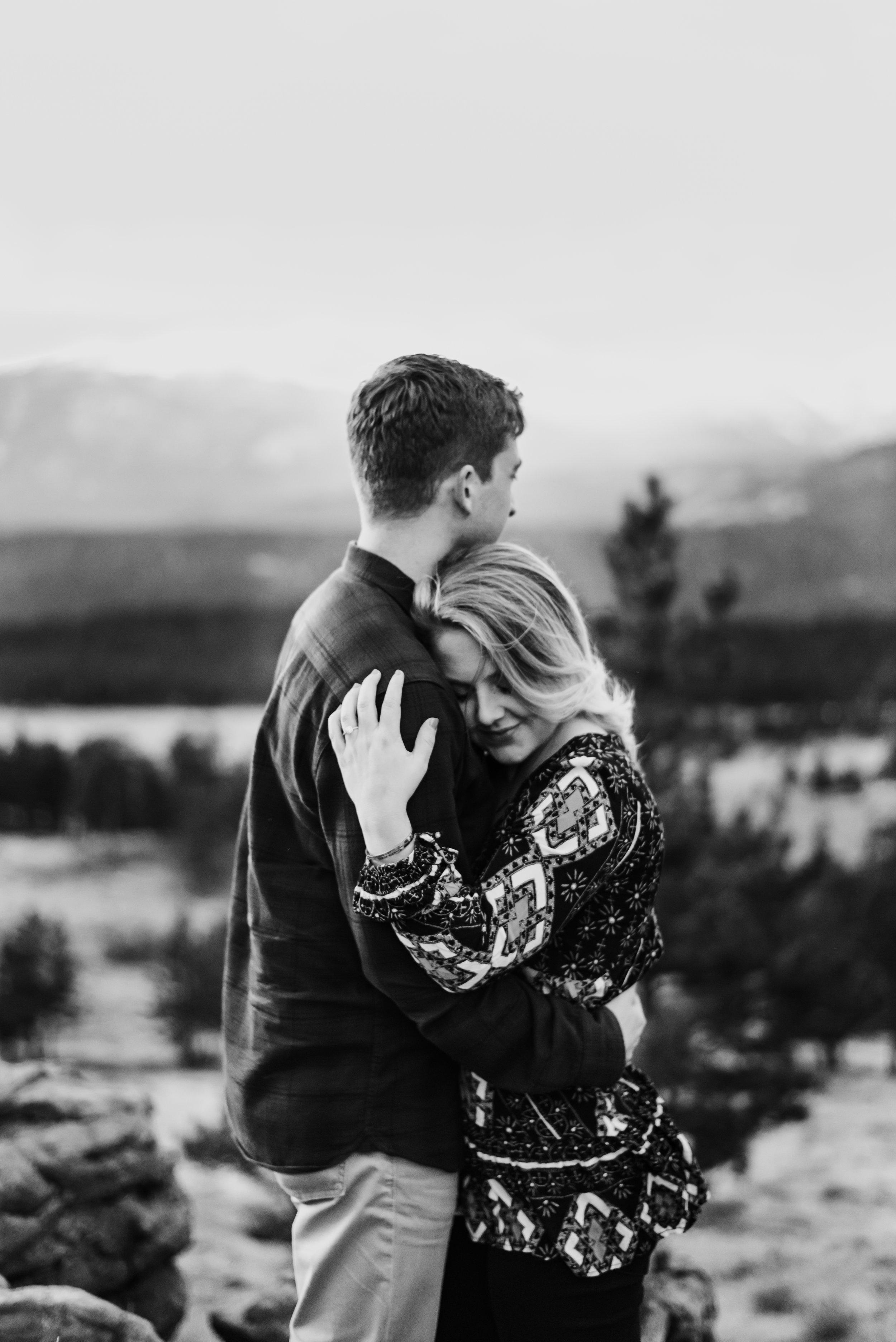 Colorado adventure elopement photography