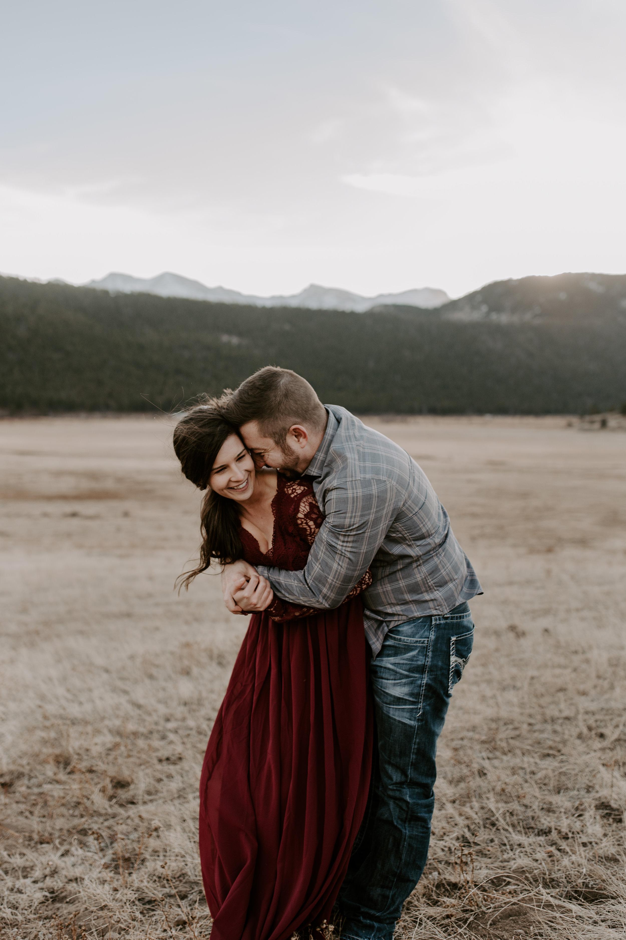 Denver, Colorado based adventure elopement and wedding photographer.
