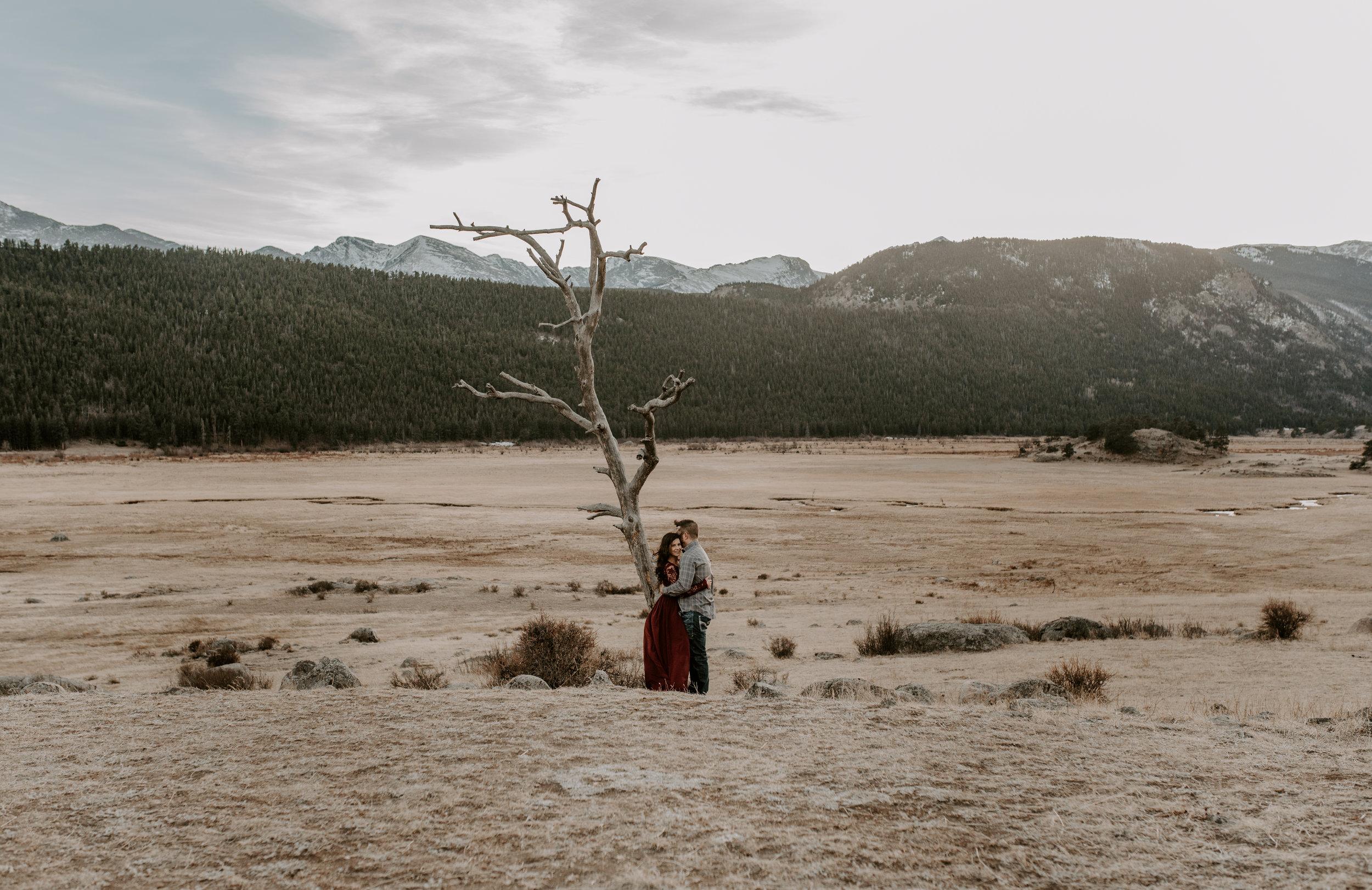 Denver, Colorado based elopement photographer and intimate wedding photographer.