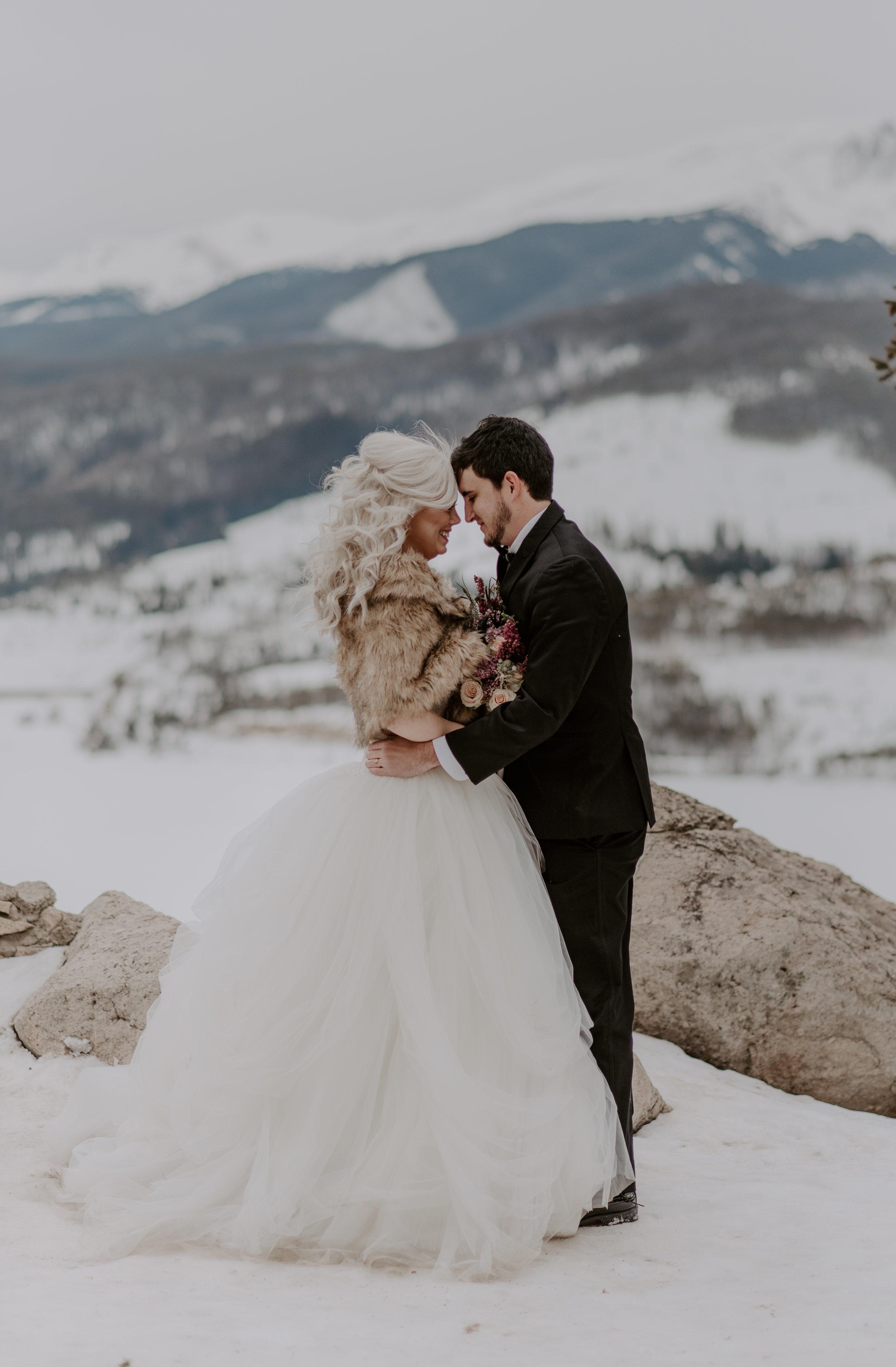 Destination elopement and wedding photographer based in Denver, Colorado.