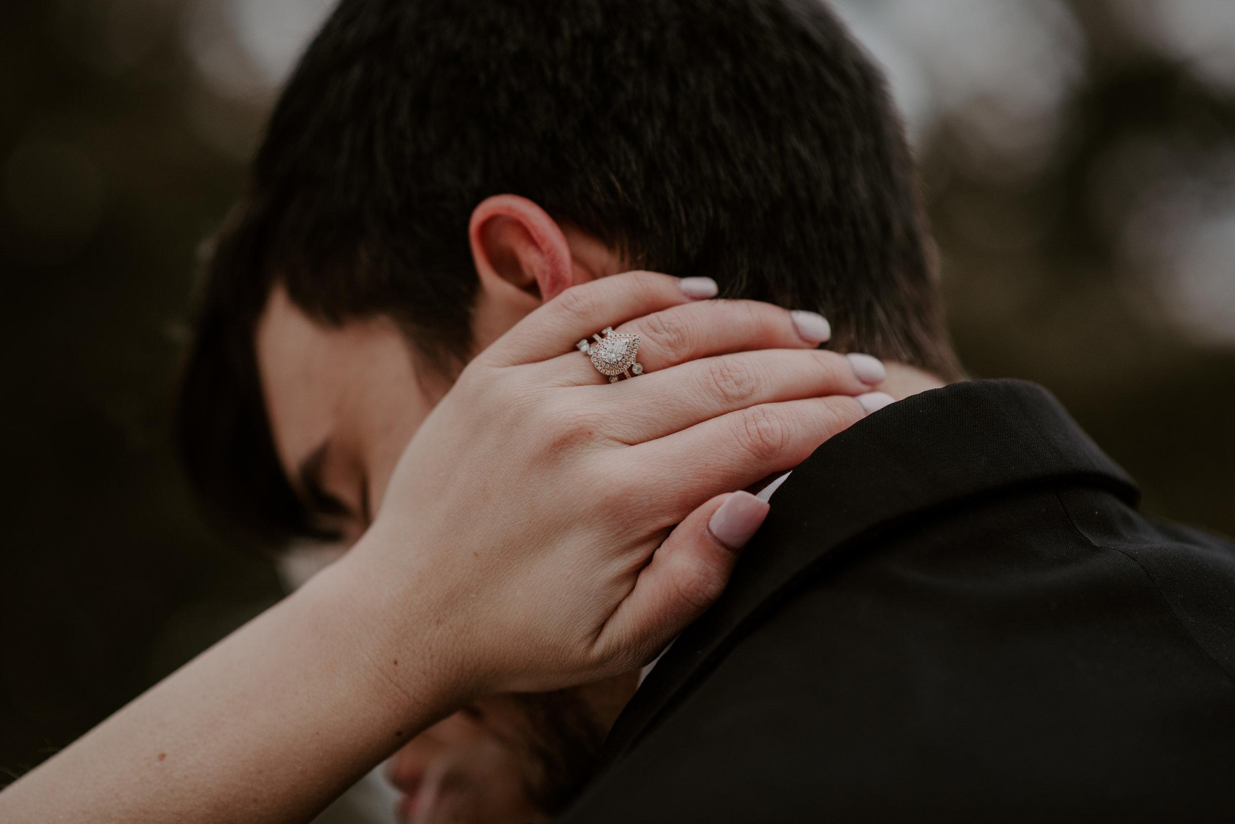 Breckenridge, Colorado wedding photographer. Sapphire Point intimate wedding.