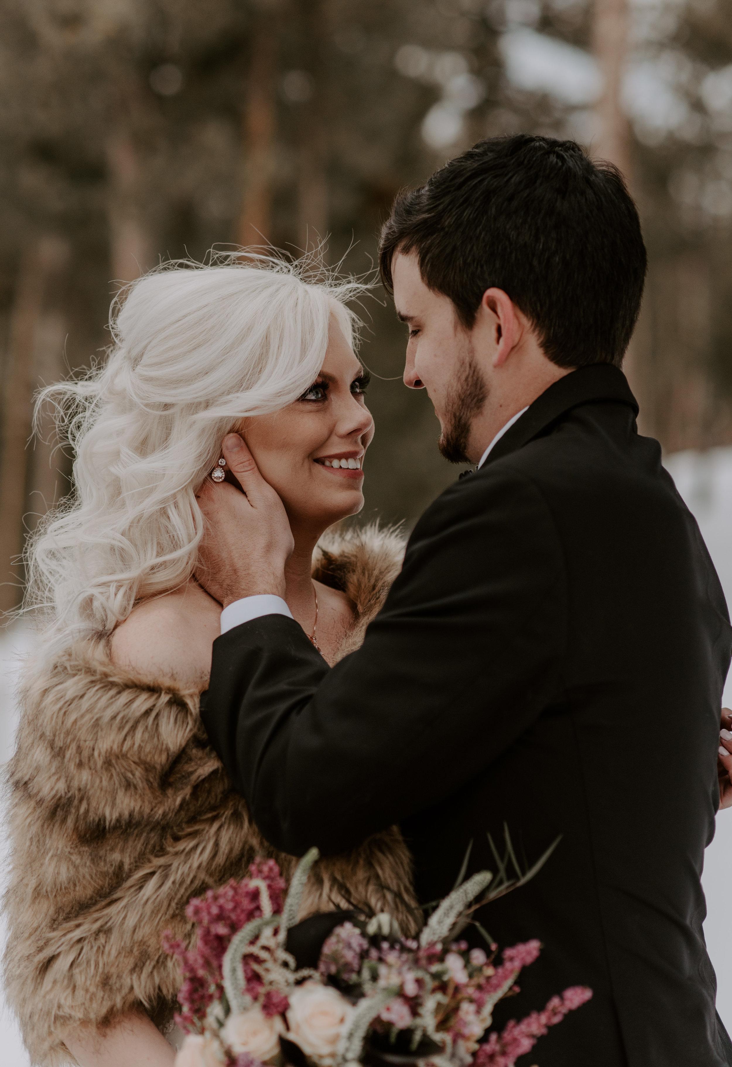 Colorado mountain elopement photographer based in Denver. Adventure wedding photographer.
