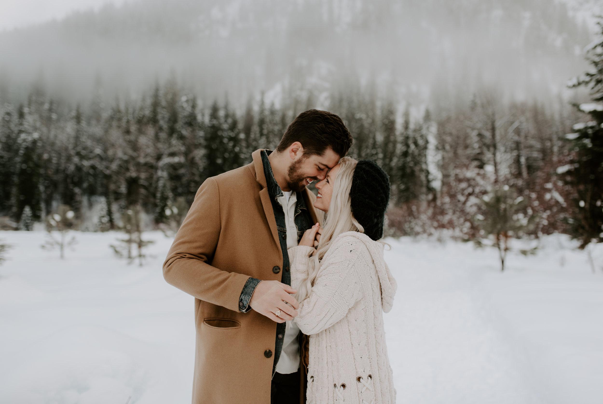 Leavenworth, Washington adventure elopement photographer.