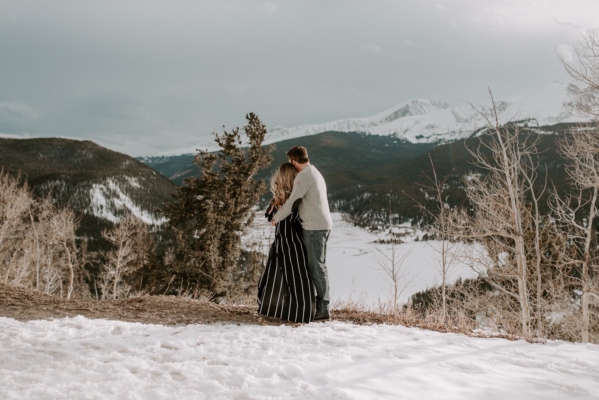 Colorado intimate wedding and elopement photographer