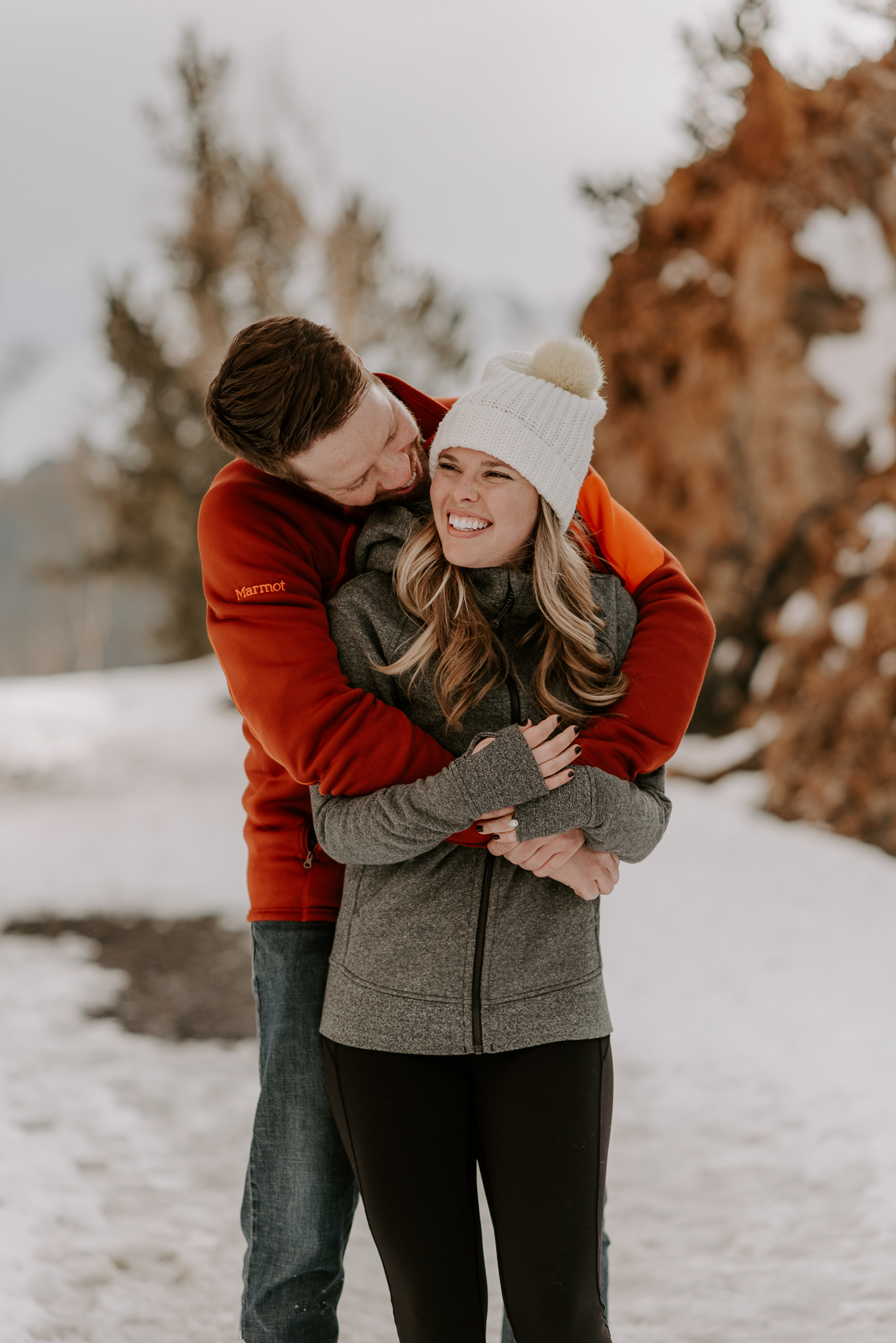 Colorado based adventure elopement photographer
