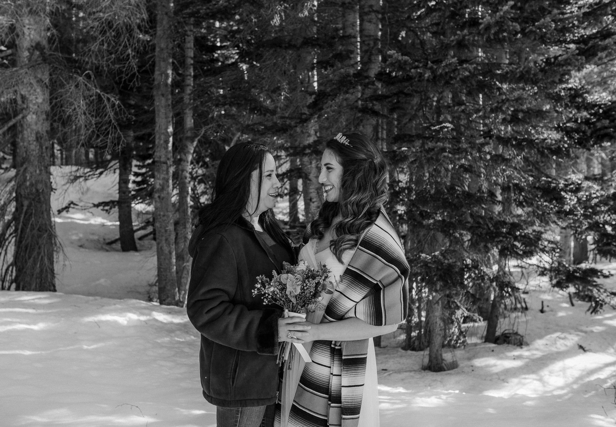 Colorado wedding photographer for adventurous couples