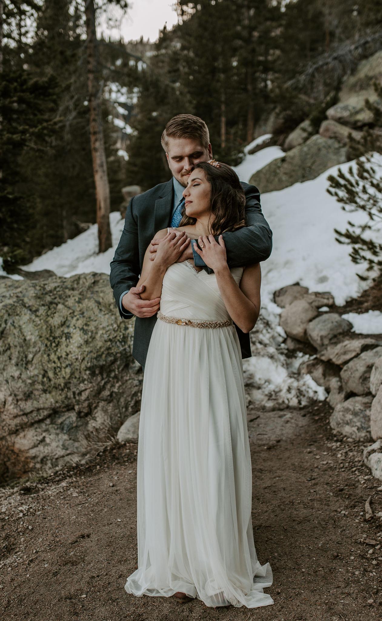 RMNP Wedding Photographer