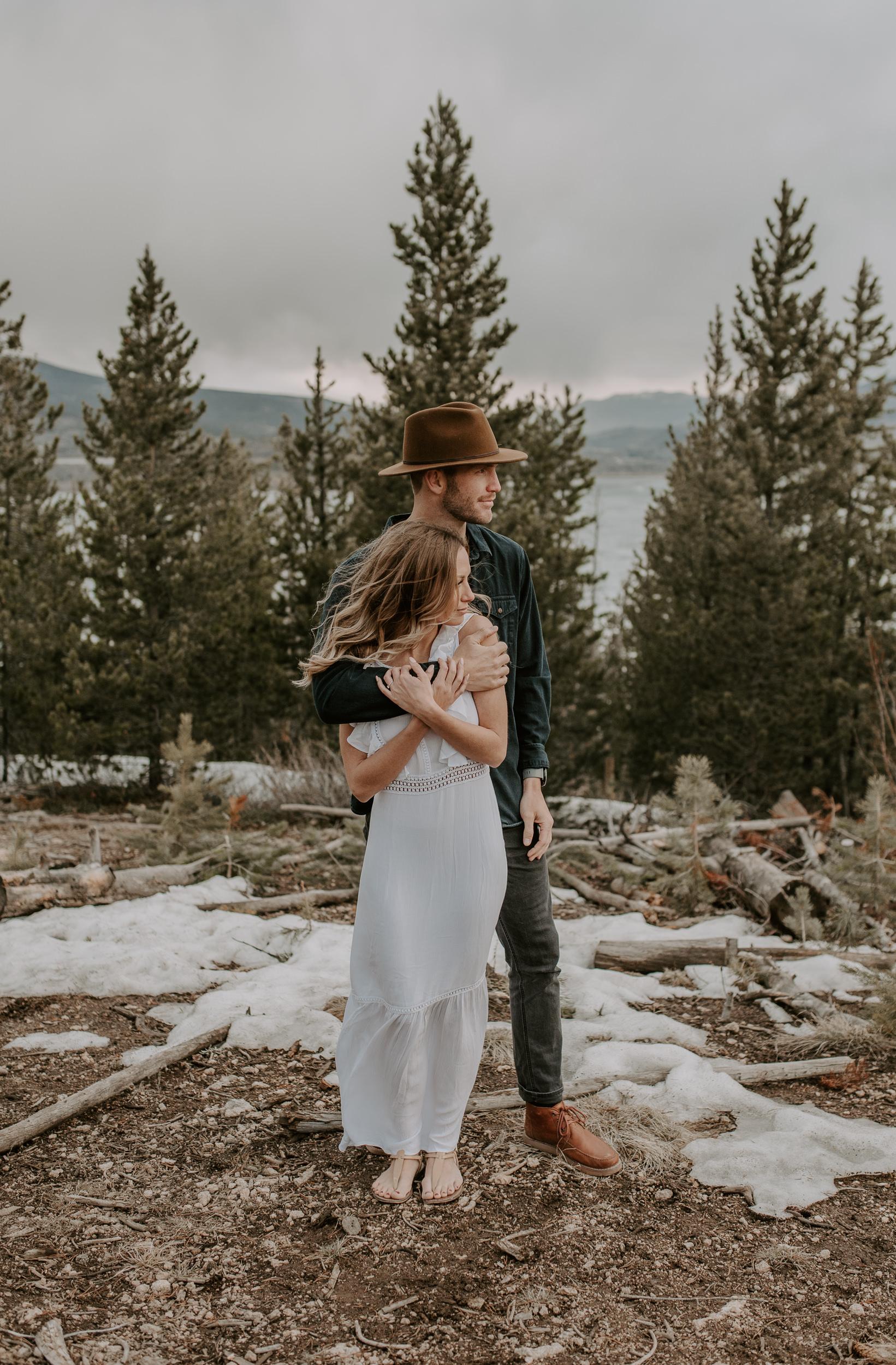 Colorado mountain wedding and elopement photographer