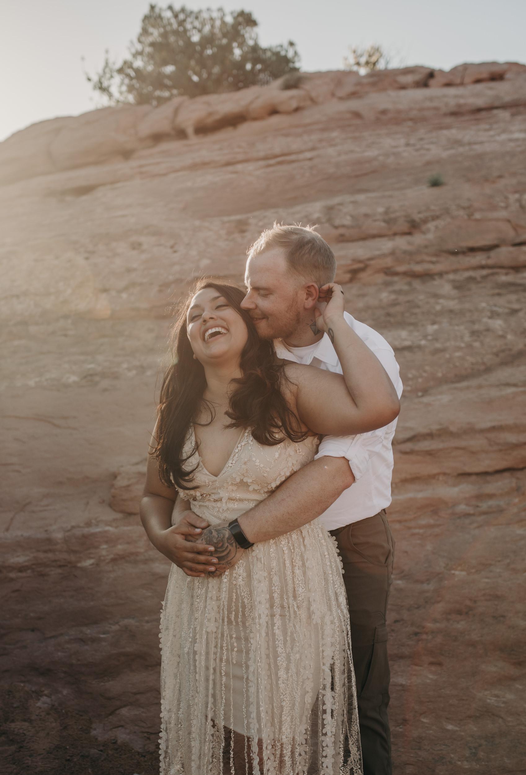 Arches National Park elopement