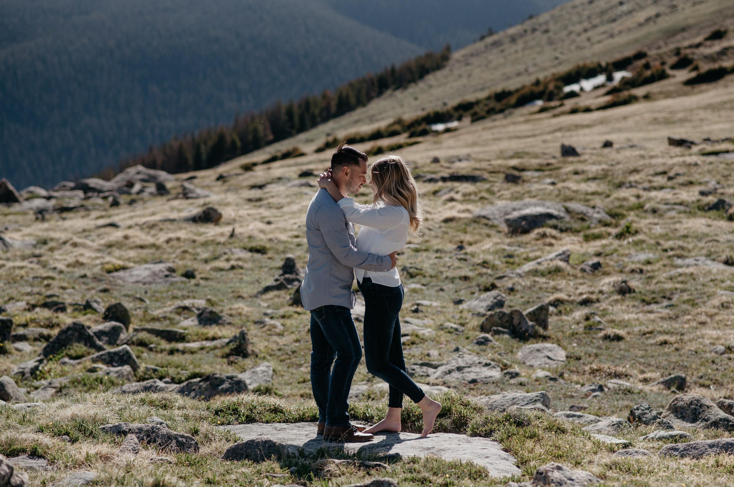 Destination wedding in Colorado