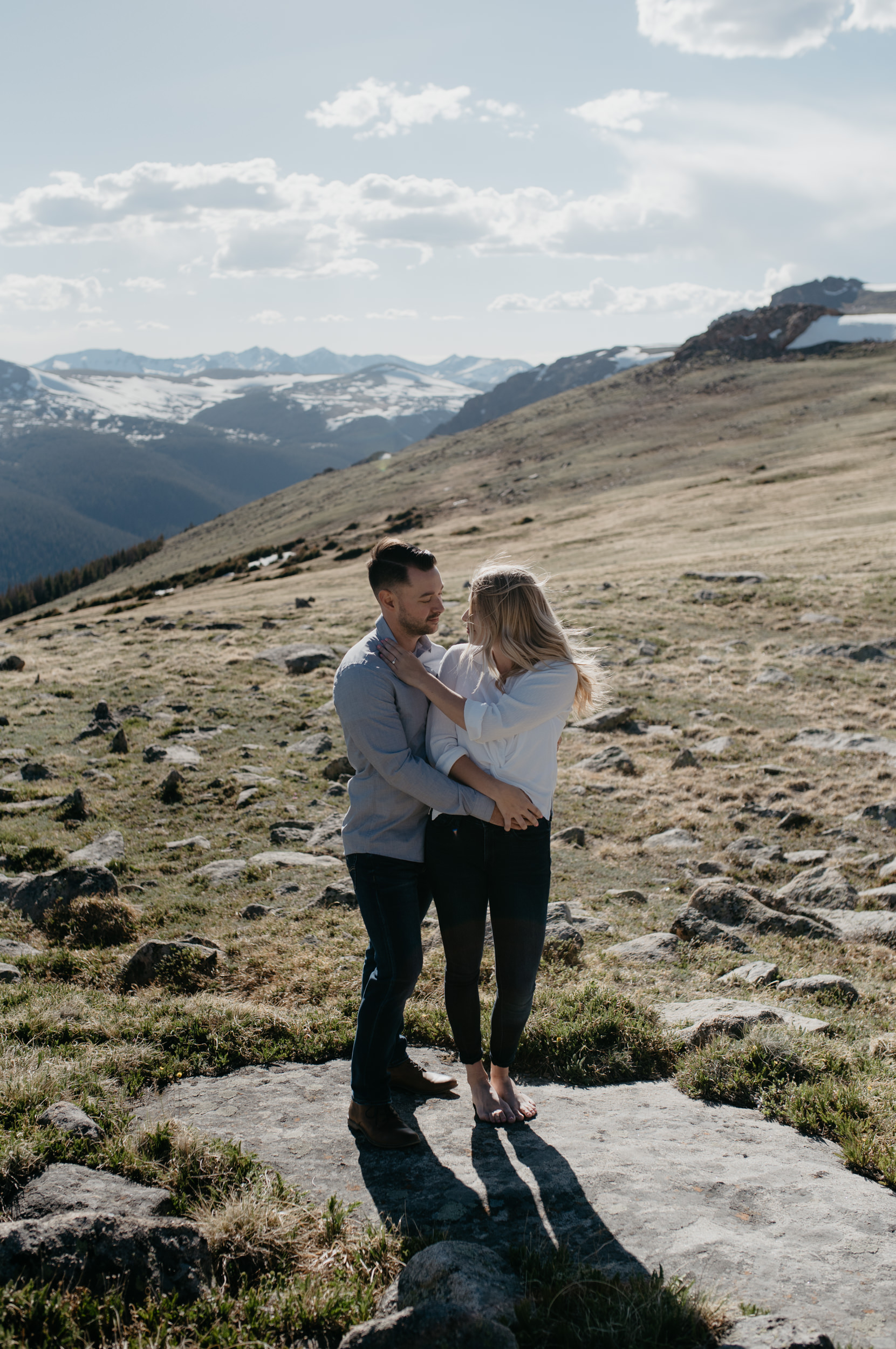 Colorado destination elopement photographer